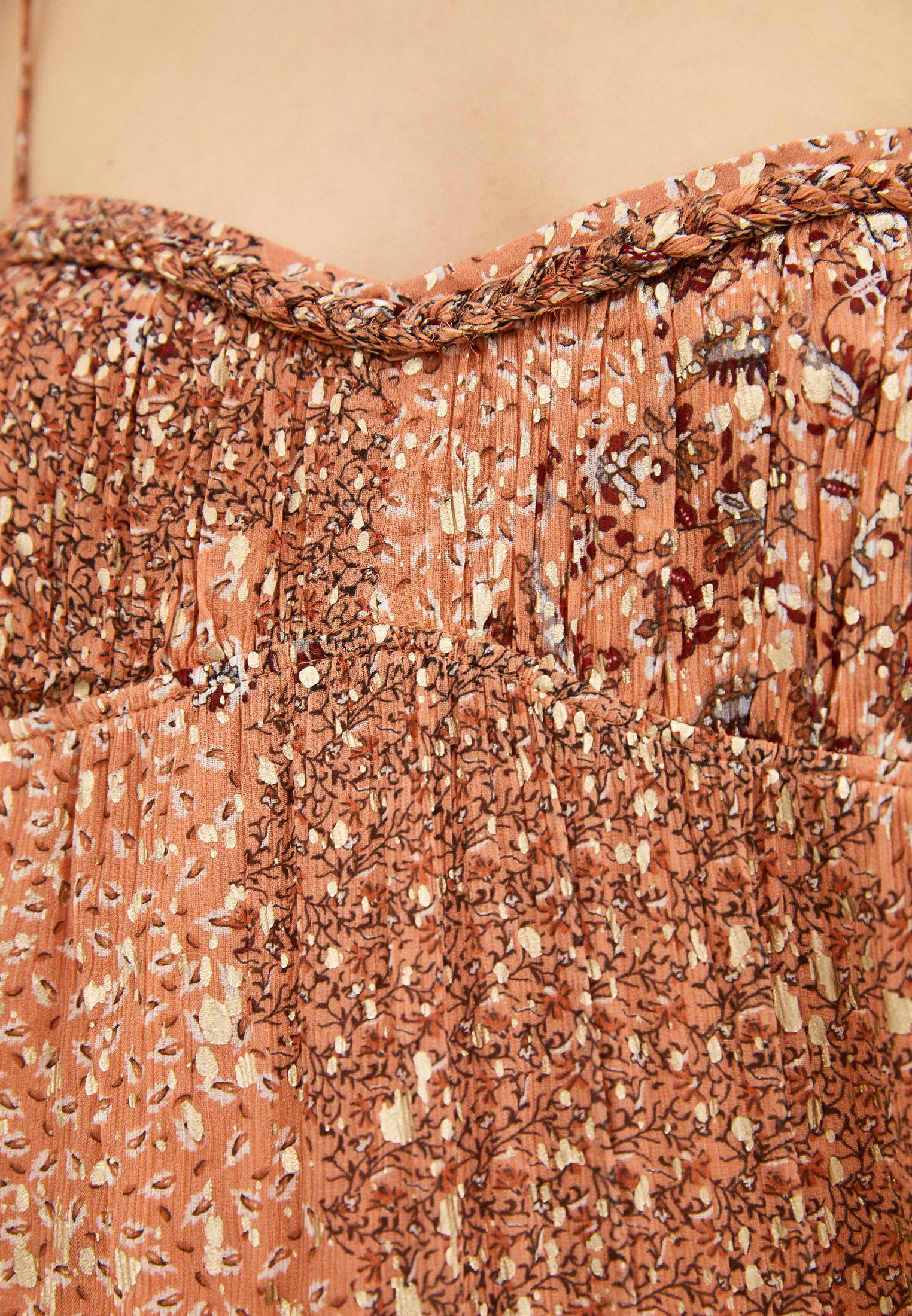 Повседневное платье Ba&Sh 1E21ODET: изображение 5