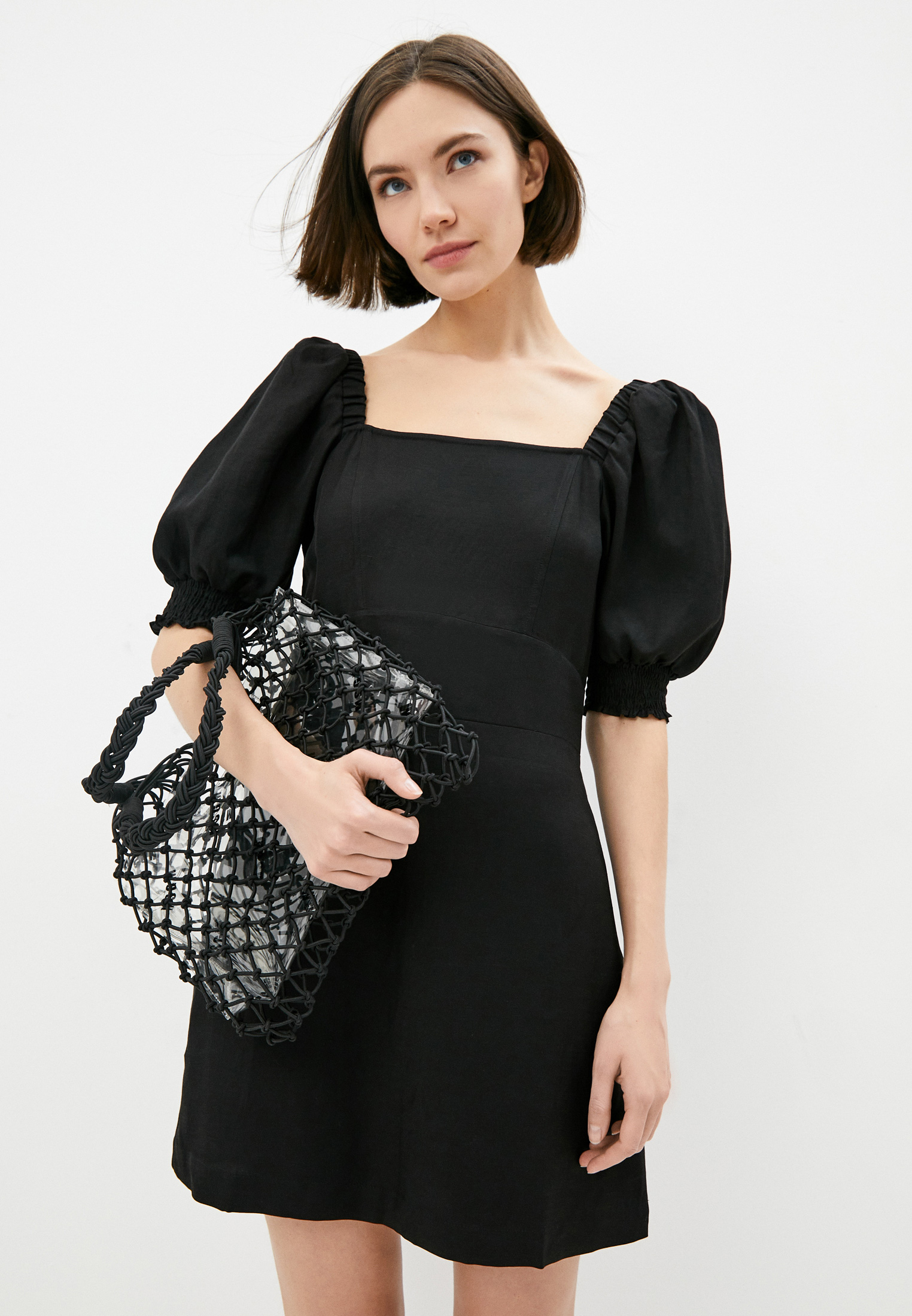 Повседневное платье Ba&Sh Платье Ba&Sh