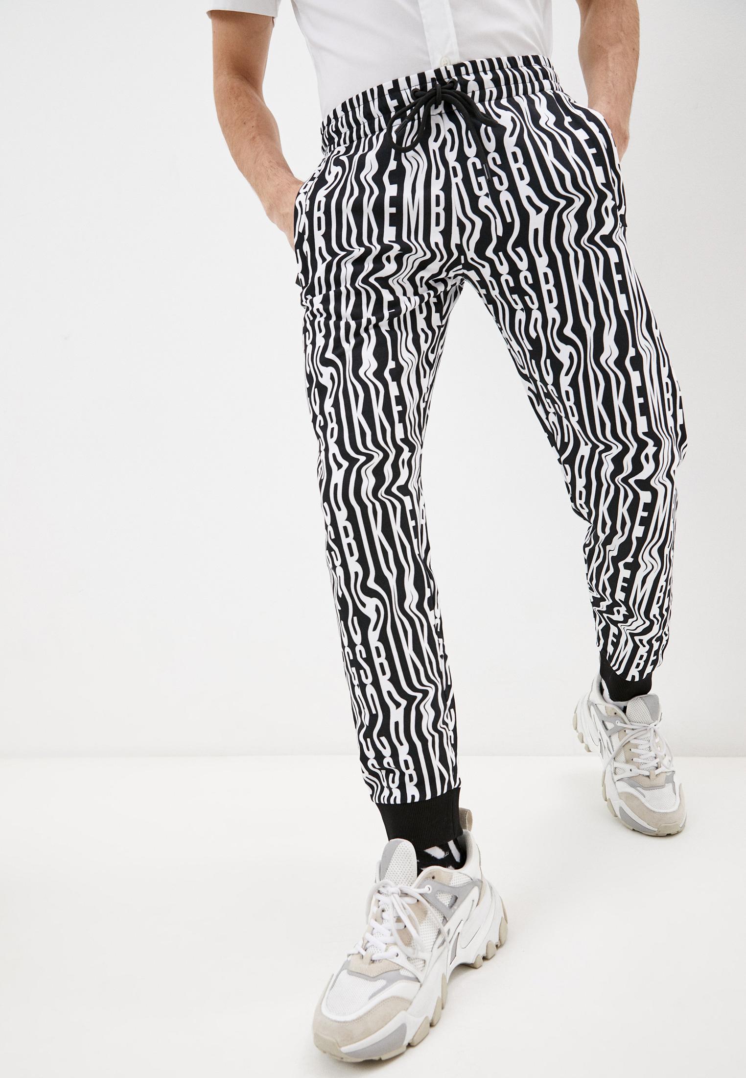 Мужские спортивные брюки Bikkembergs (Биккембергс) C109600M41690012