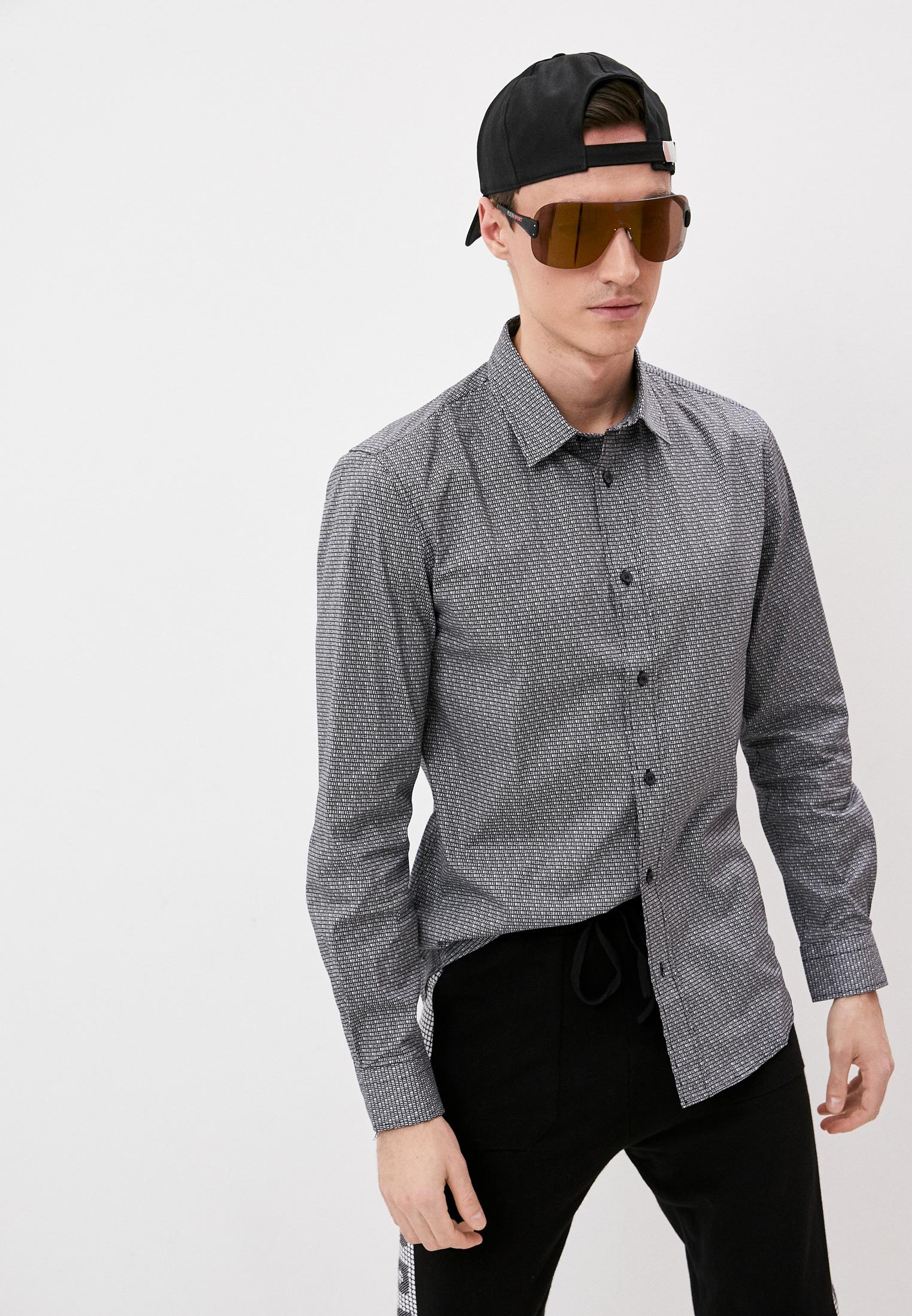Рубашка с длинным рукавом Bikkembergs (Биккембергс) CC00900S33530034