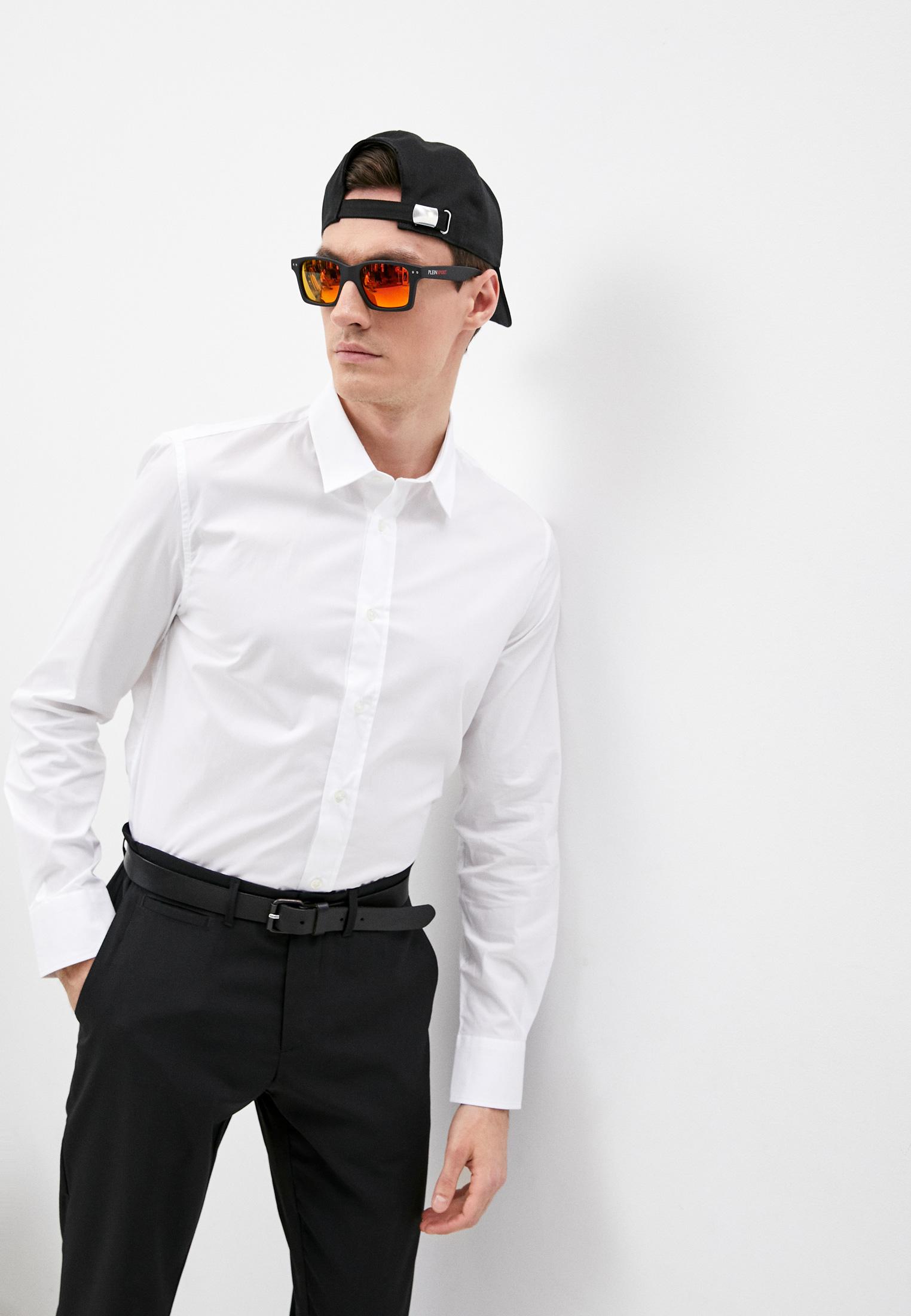 Рубашка с длинным рукавом Bikkembergs (Биккембергс) CC00904S2931A00: изображение 1