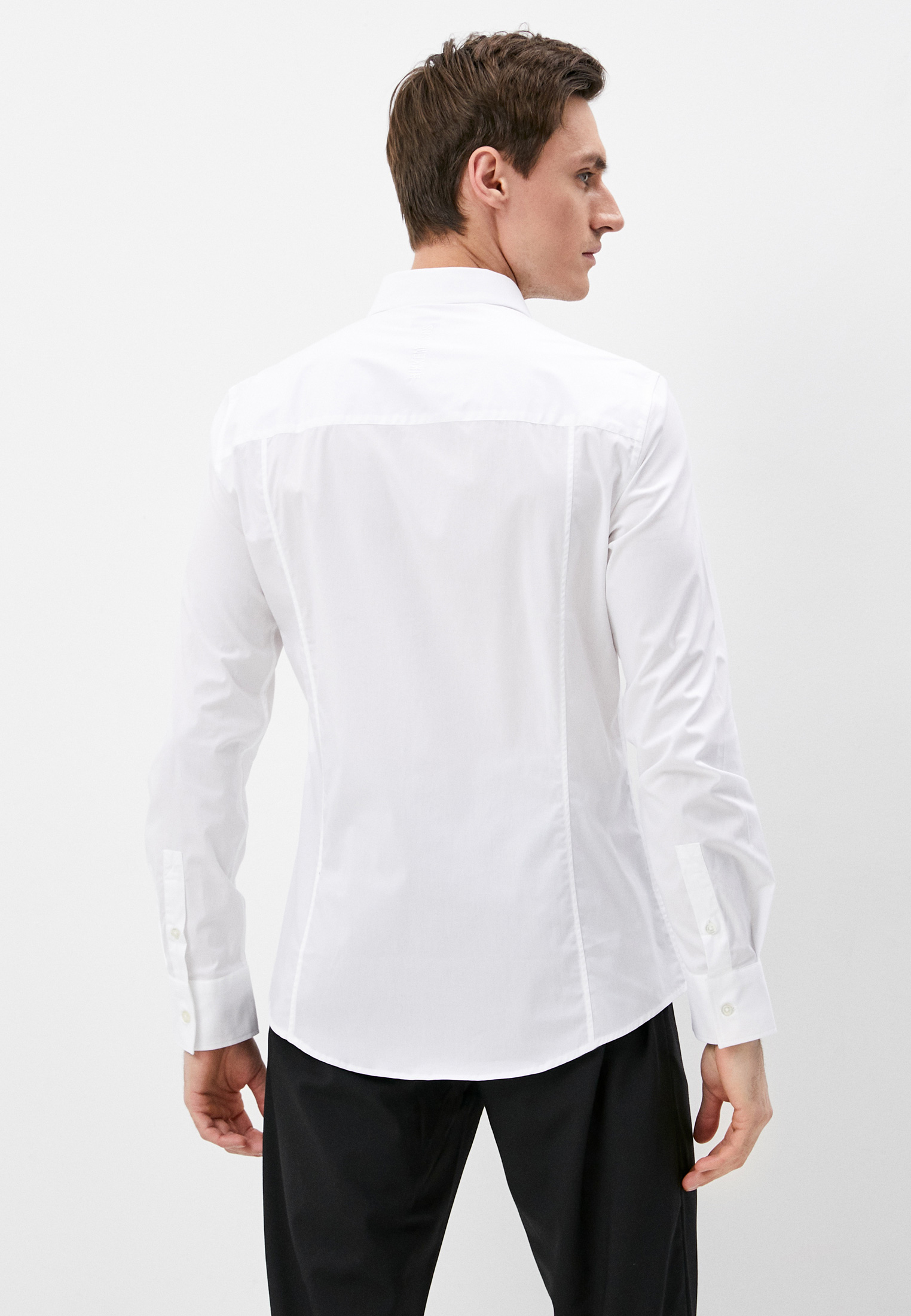 Рубашка с длинным рукавом Bikkembergs (Биккембергс) CC00904S2931A00: изображение 4