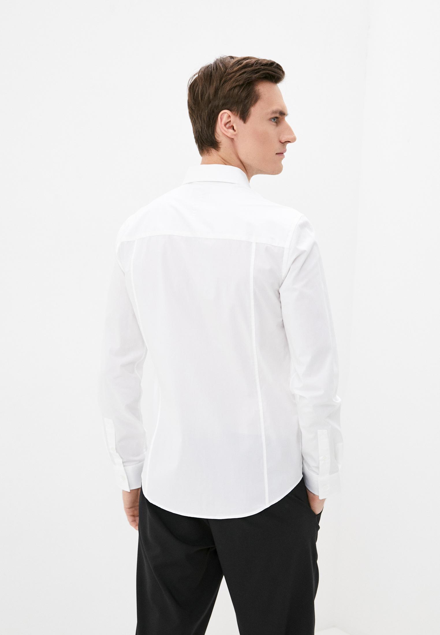 Рубашка с длинным рукавом Bikkembergs (Биккембергс) CC00904S2931A00: изображение 9
