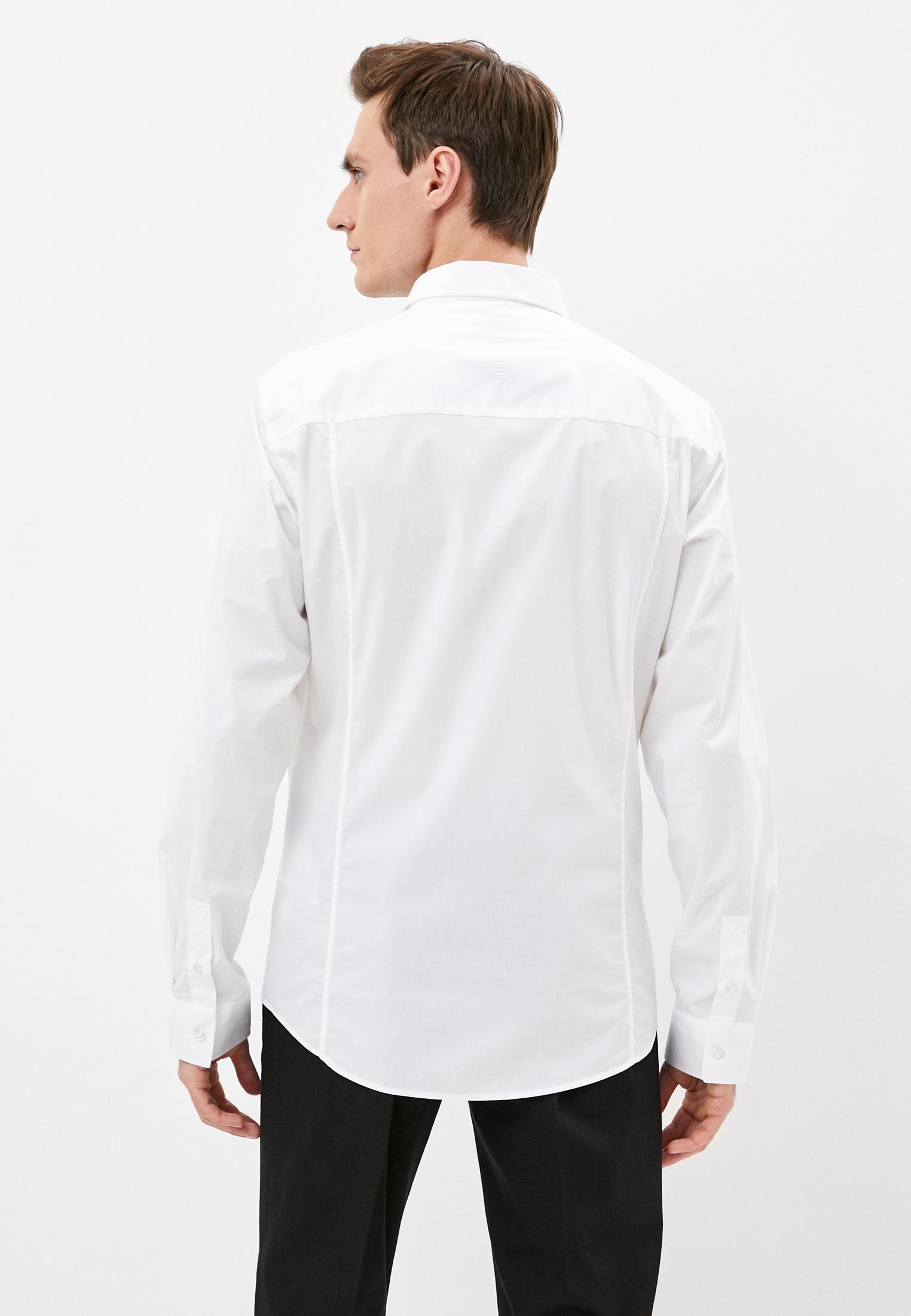 Рубашка с длинным рукавом Bikkembergs (Биккембергс) CC00904S2931A00: изображение 15