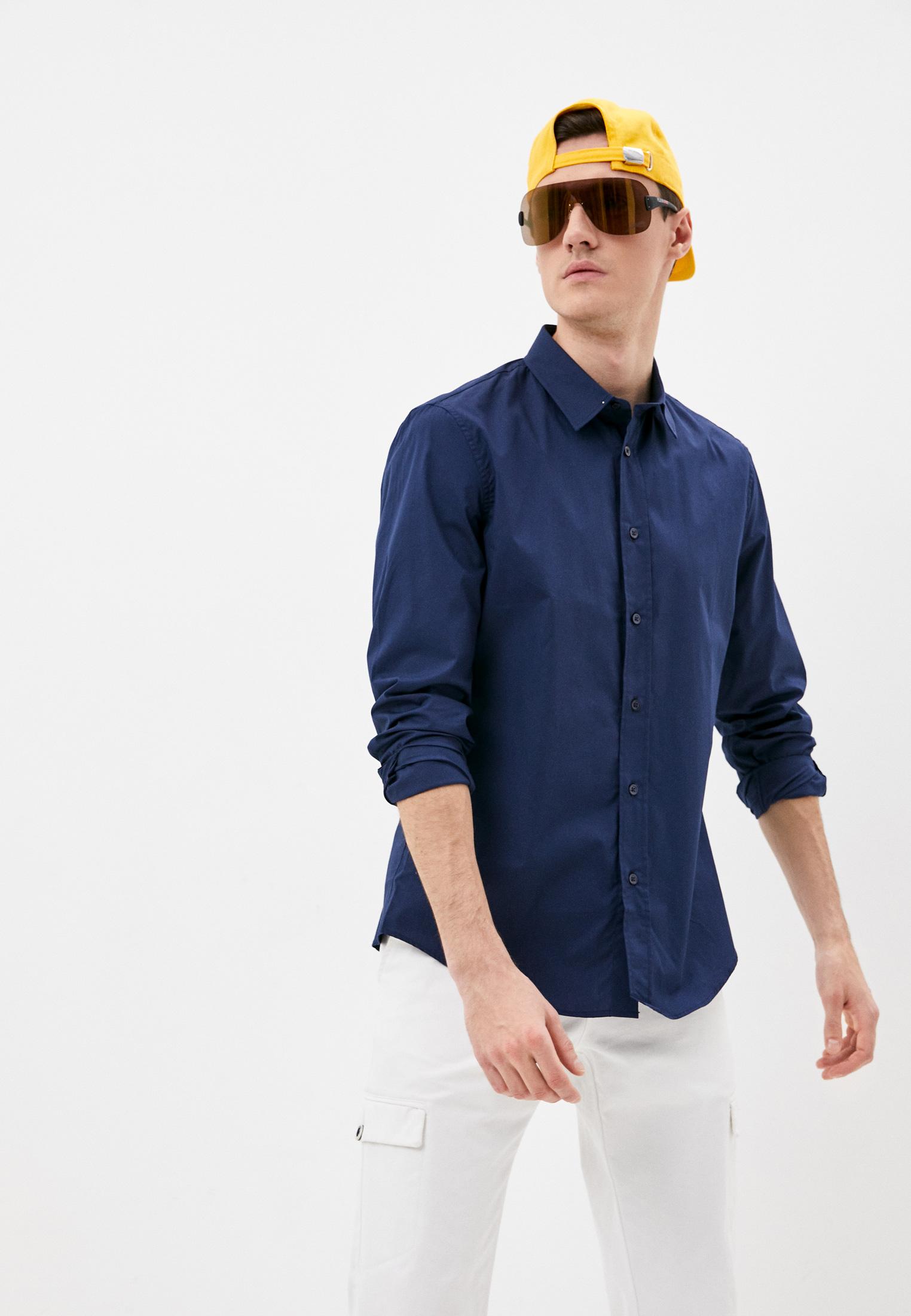 Рубашка с длинным рукавом Bikkembergs (Биккембергс) CC00904S2931Y91