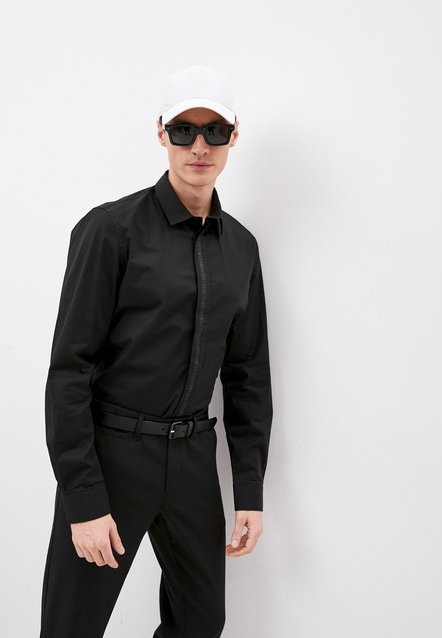 Рубашка с длинным рукавом Bikkembergs (Биккембергс) CC01103S2931C74
