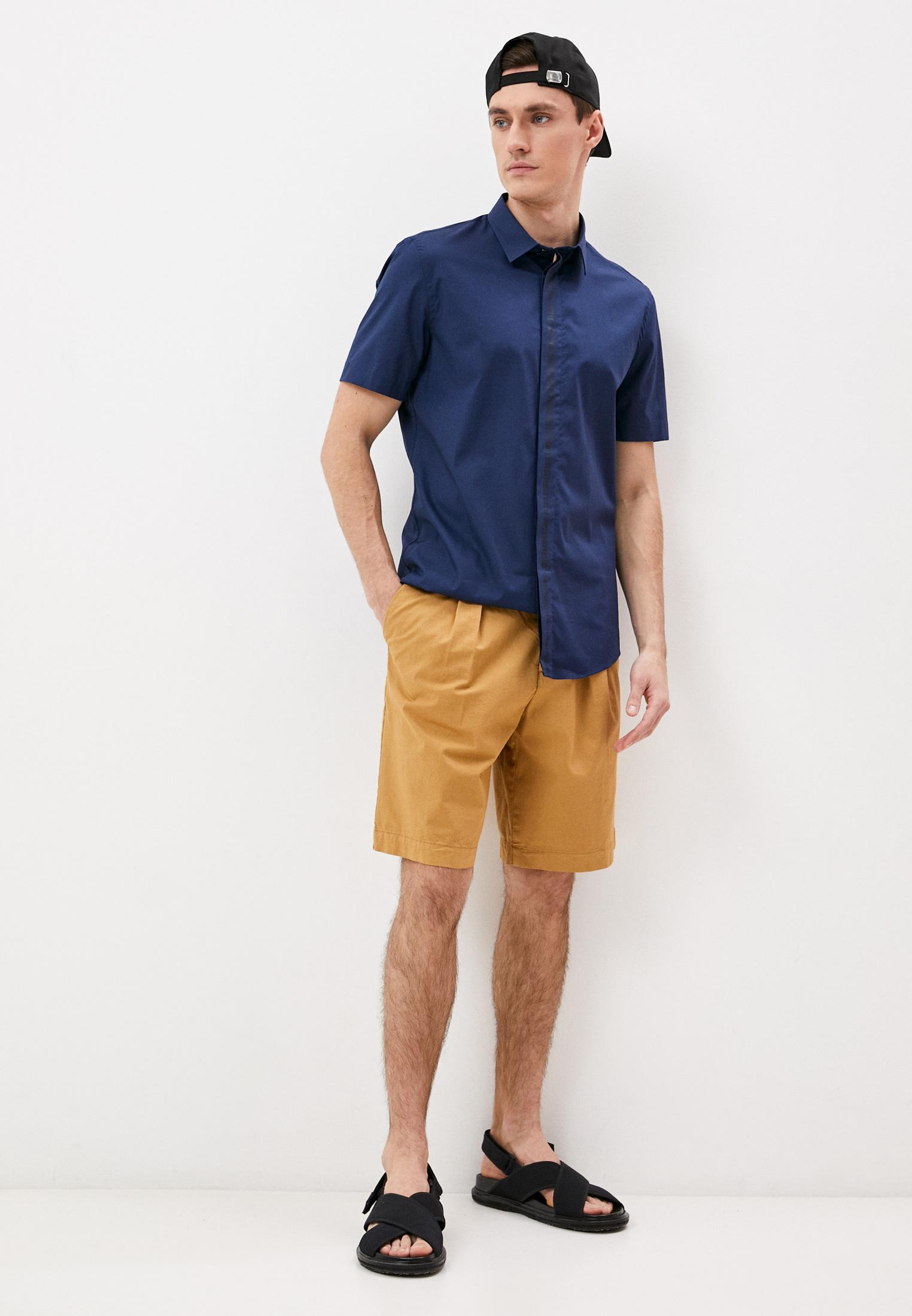 Рубашка с коротким рукавом Bikkembergs (Биккембергс) CC01503S2931Y91: изображение 3