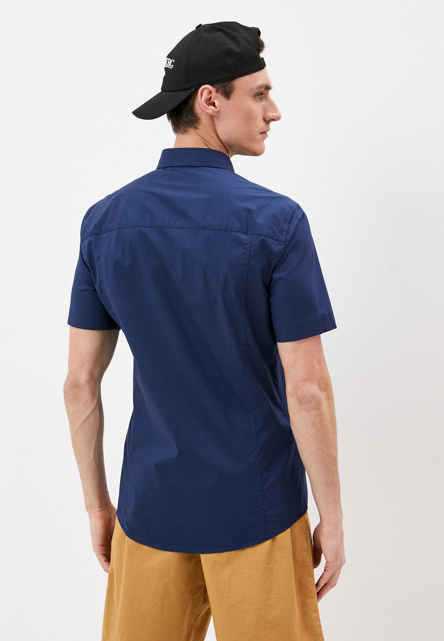 Рубашка с коротким рукавом Bikkembergs (Биккембергс) CC01503S2931Y91: изображение 4