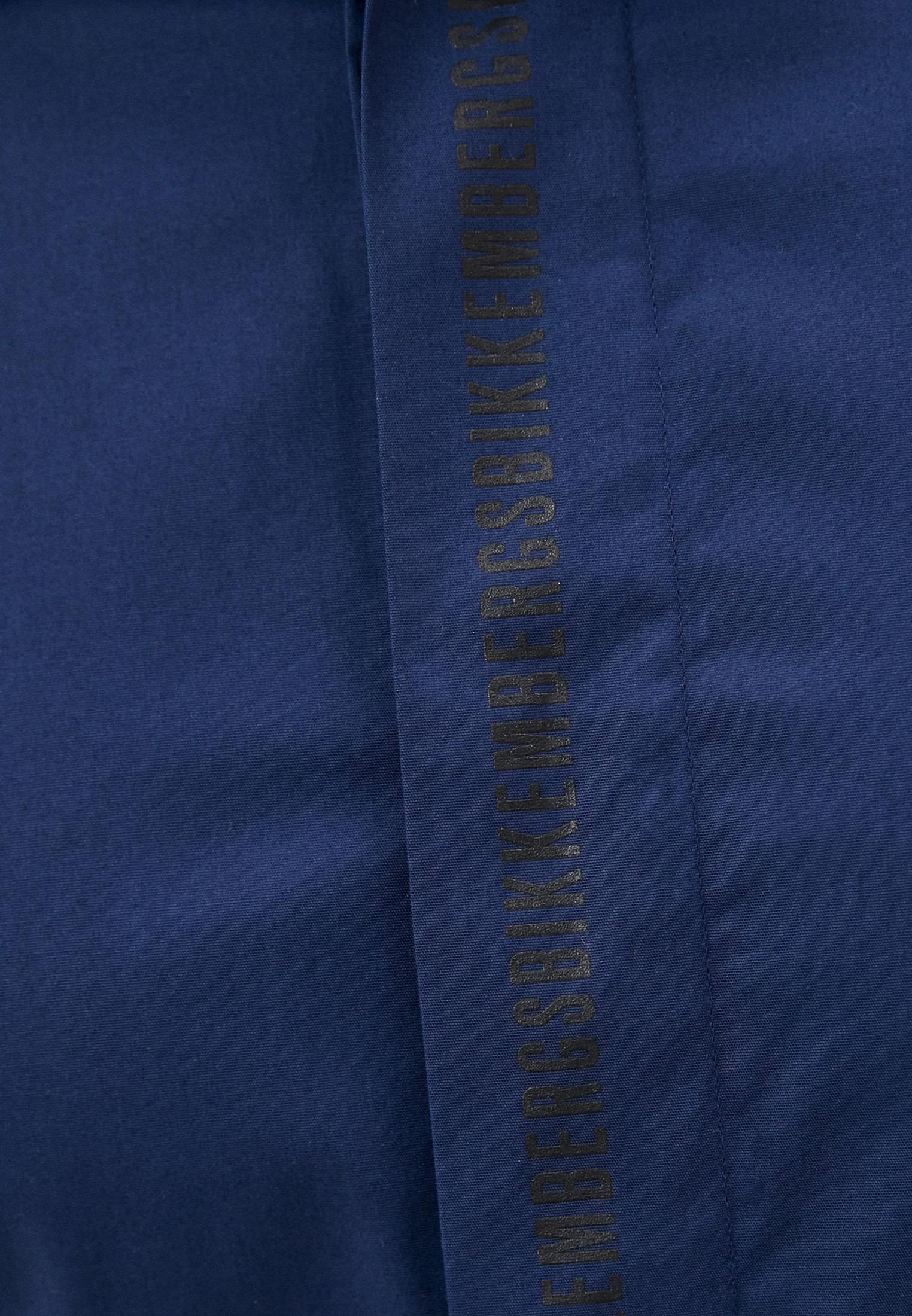 Рубашка с коротким рукавом Bikkembergs (Биккембергс) CC01503S2931Y91: изображение 5