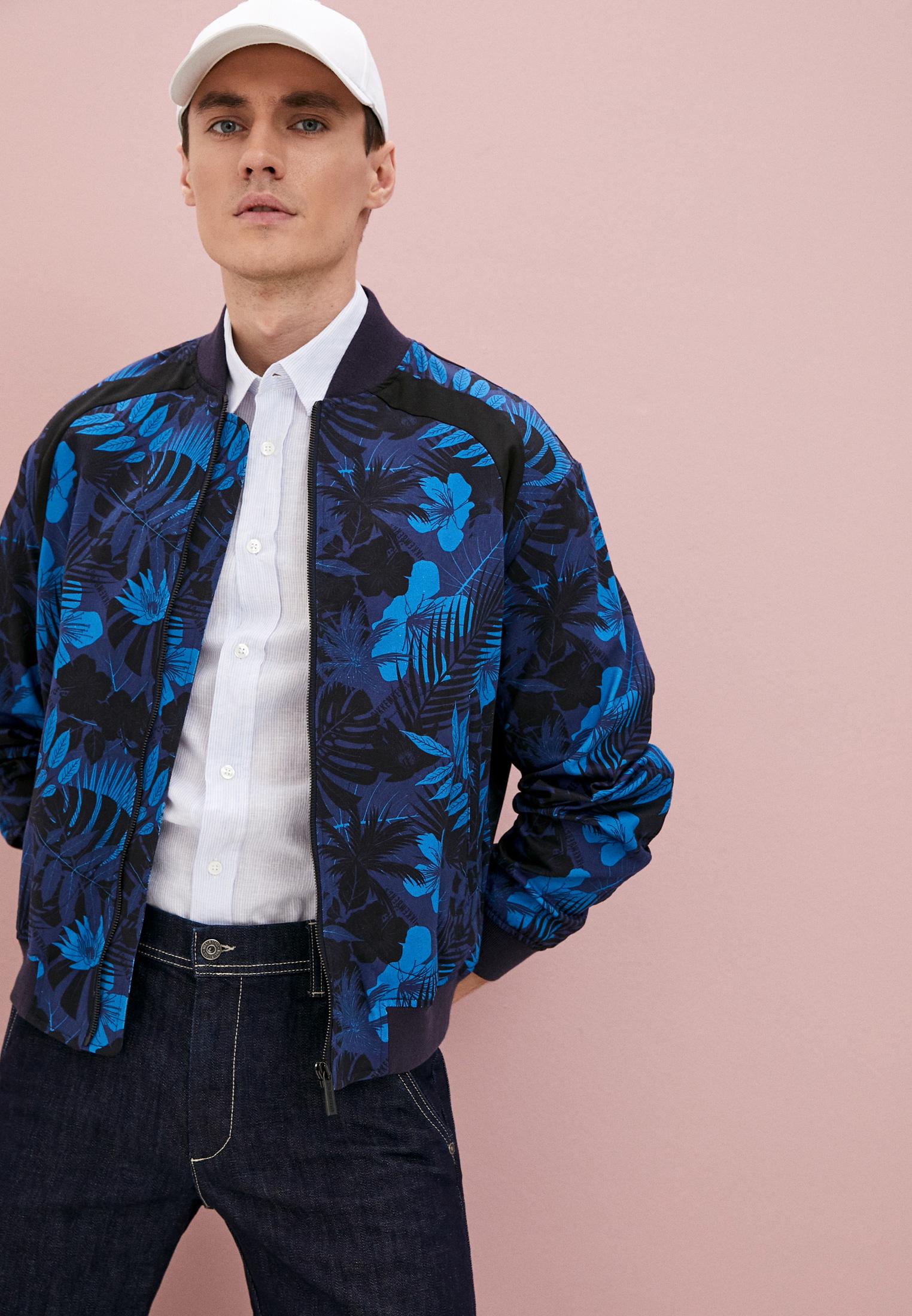 Рубашка с коротким рукавом Bikkembergs (Биккембергс) CC02604T97562014: изображение 2