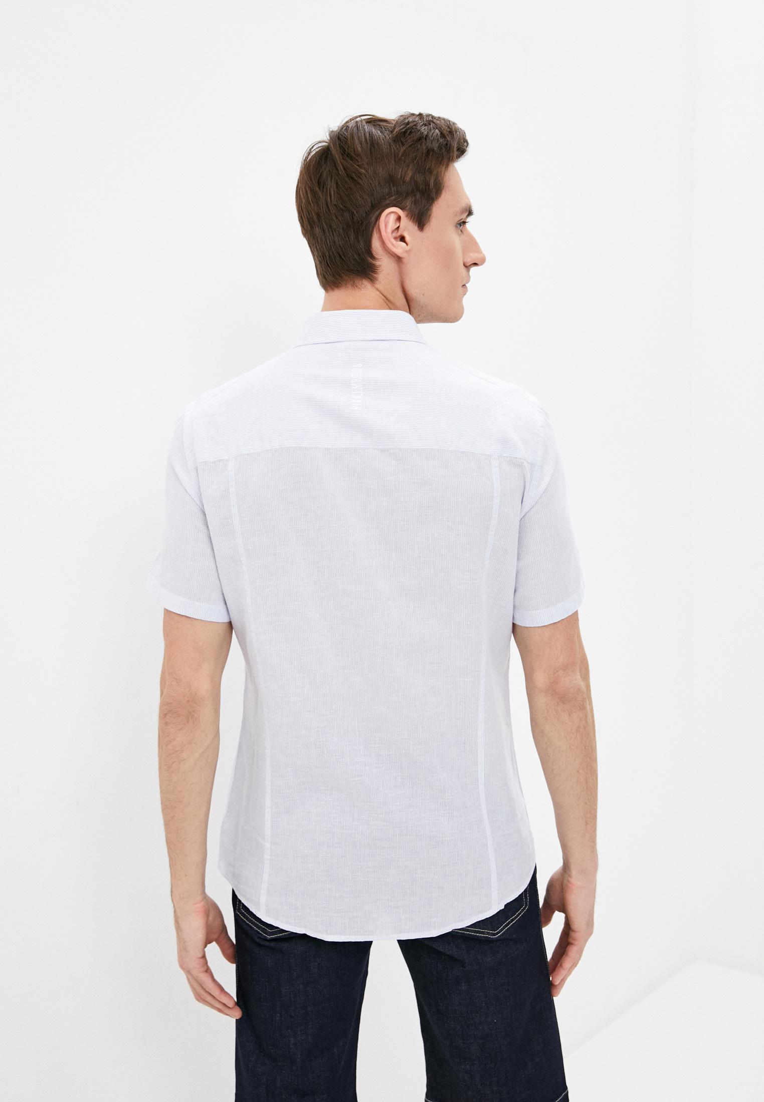 Рубашка с коротким рукавом Bikkembergs (Биккембергс) CC02604T97562014: изображение 4