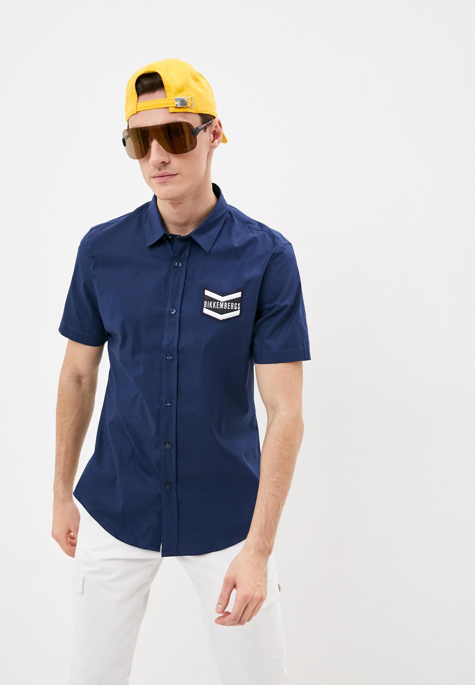 Рубашка с коротким рукавом Bikkembergs Рубашка Bikkembergs