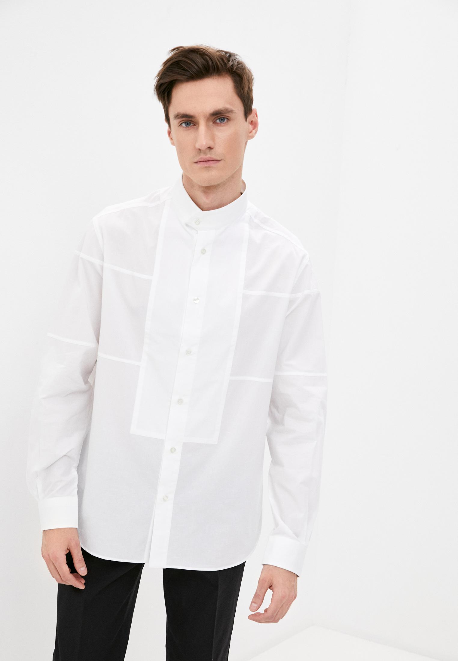 Рубашка с длинным рукавом Bikkembergs (Биккембергс) CC06800T9978A00