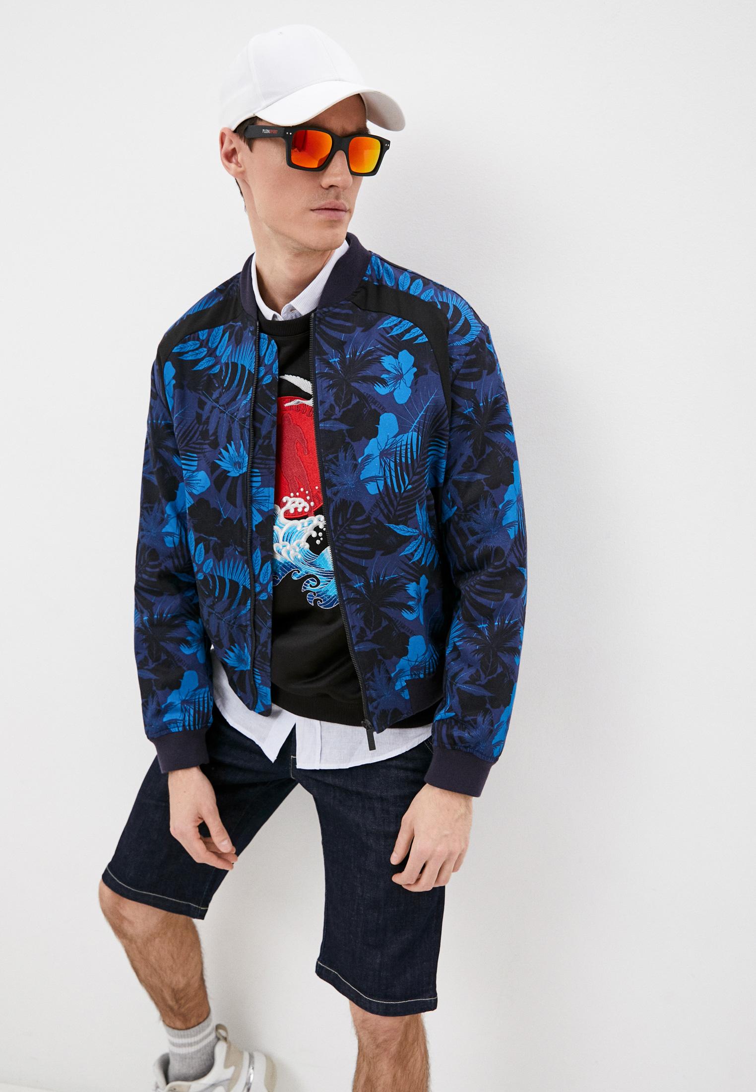 Мужская куртка Bikkembergs (Биккембергс) CH06480S32730045