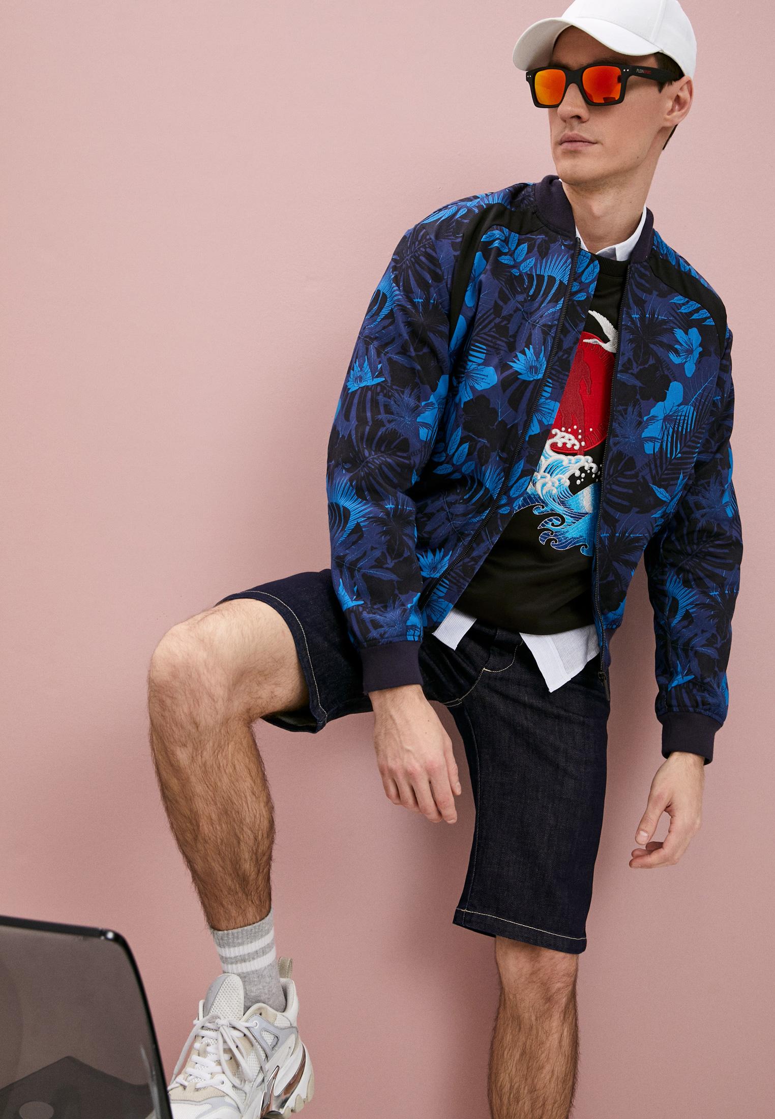 Мужская куртка Bikkembergs (Биккембергс) CH06480S32730045: изображение 8