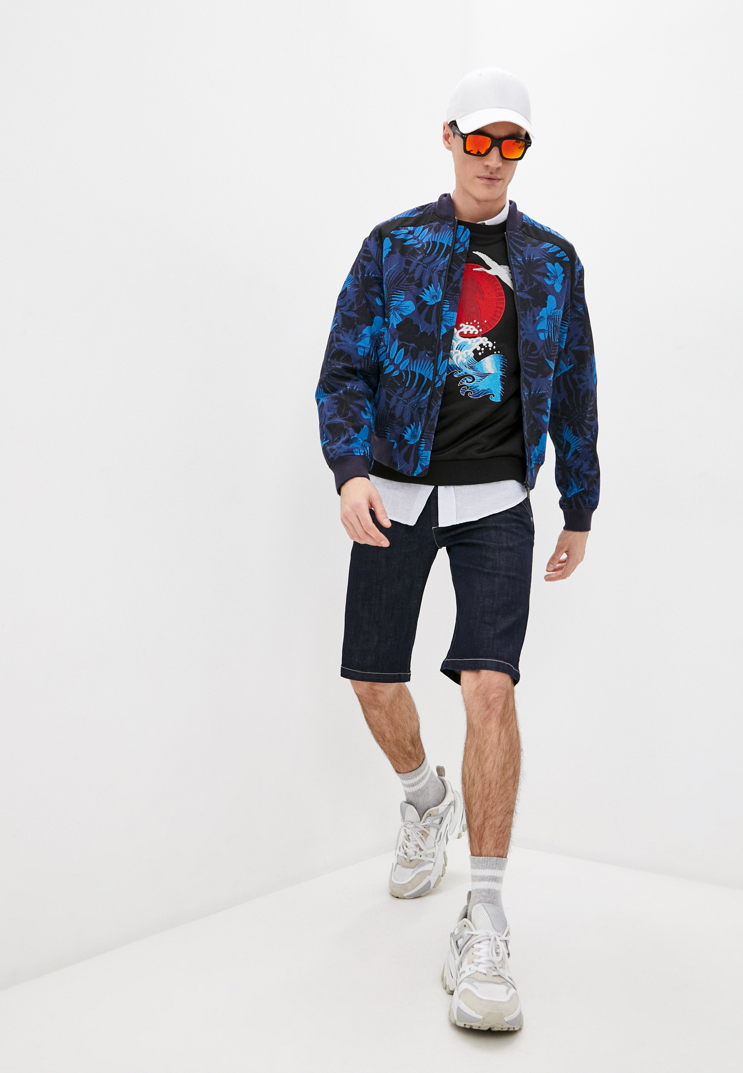 Мужская куртка Bikkembergs (Биккембергс) CH06480S32730045: изображение 9