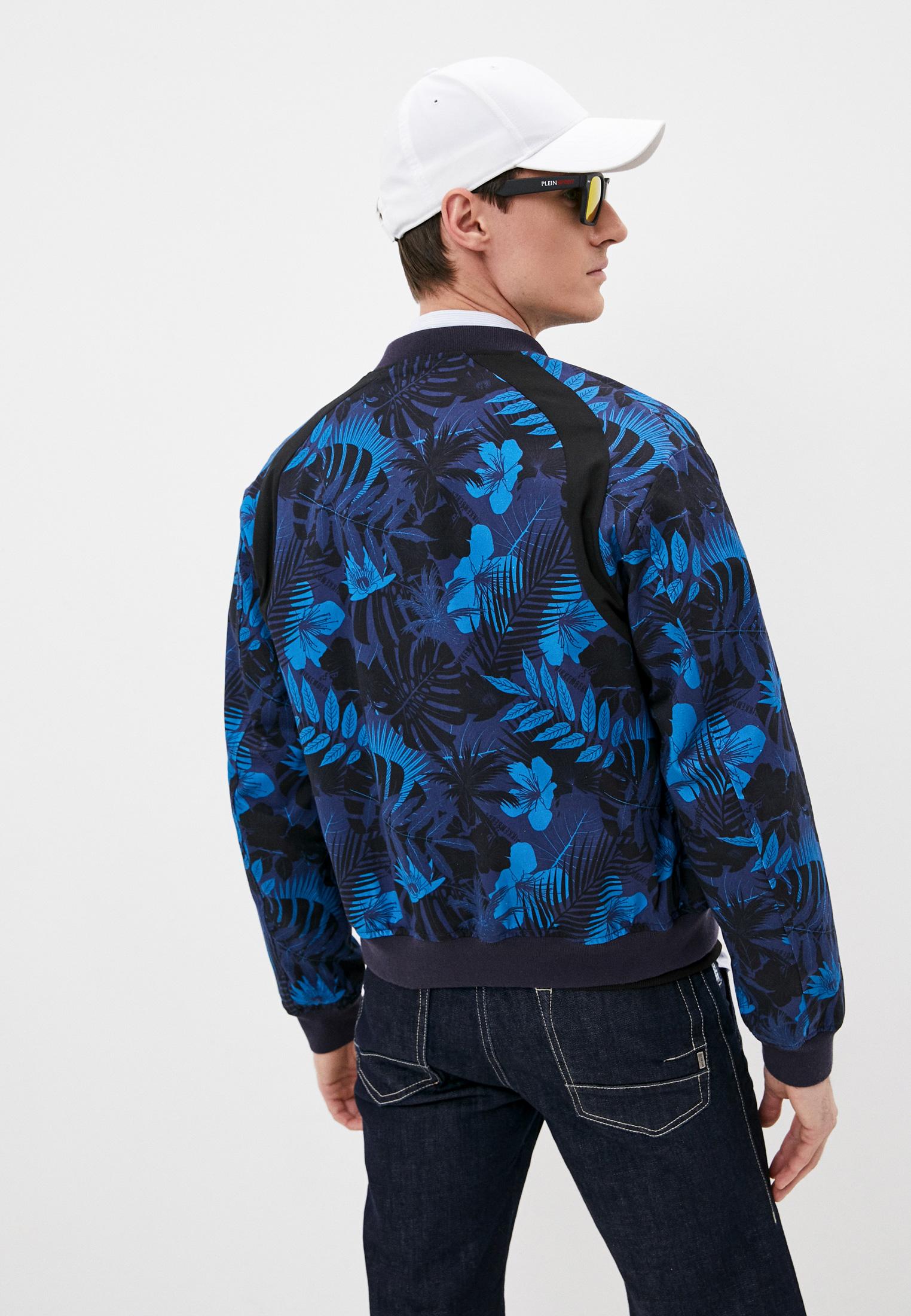Мужская куртка Bikkembergs (Биккембергс) CH06480S32730045: изображение 10