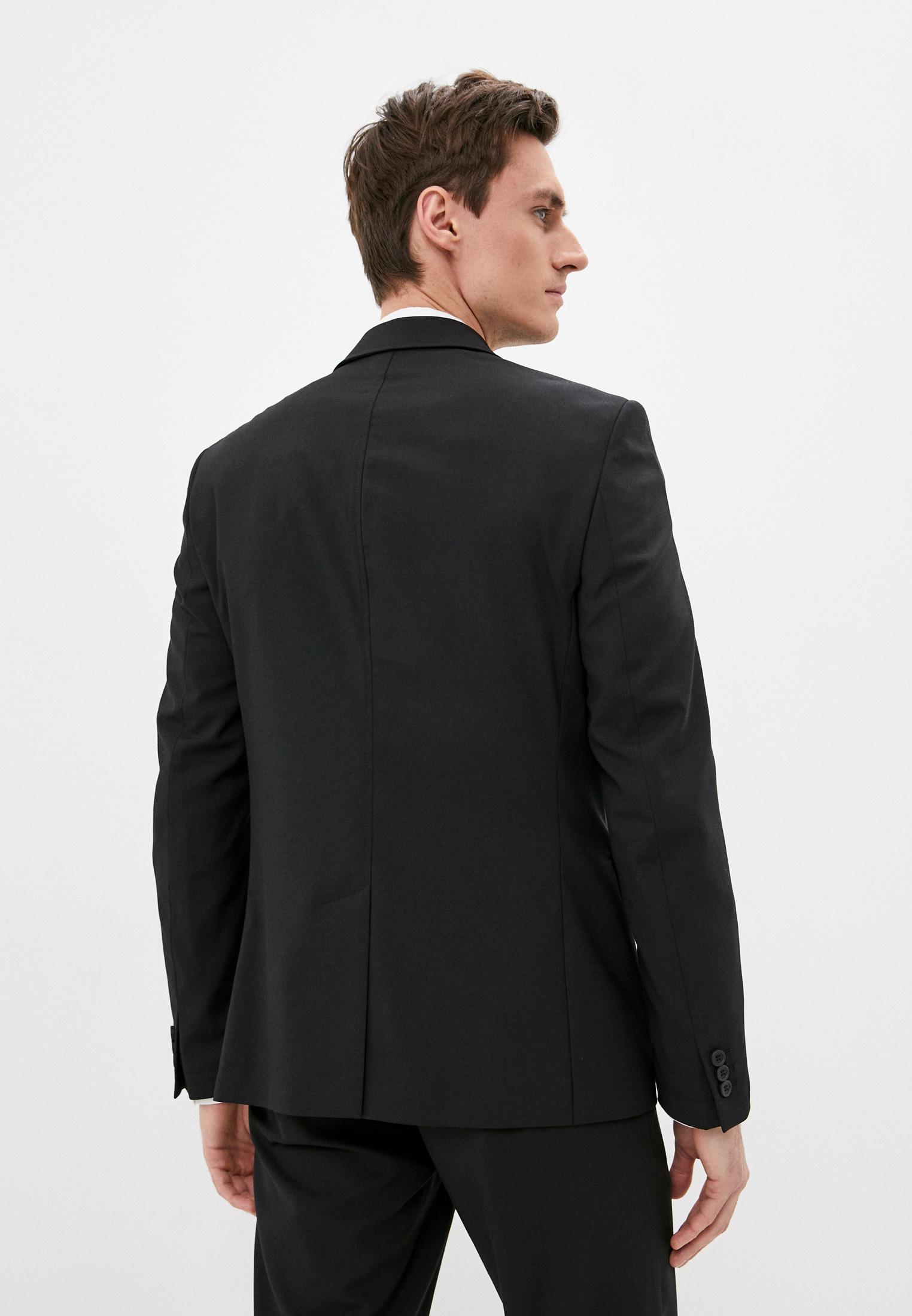 Мужской пиджак Bikkembergs (Биккембергс) CI02300S3248C74: изображение 4
