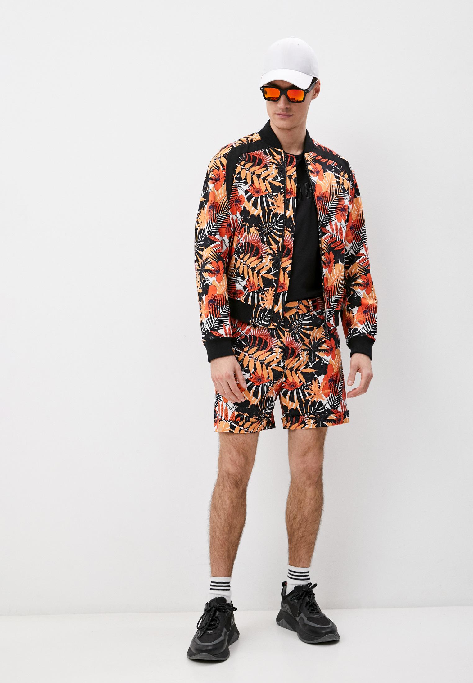 Мужские повседневные шорты Bikkembergs CO01200S32730047: изображение 3