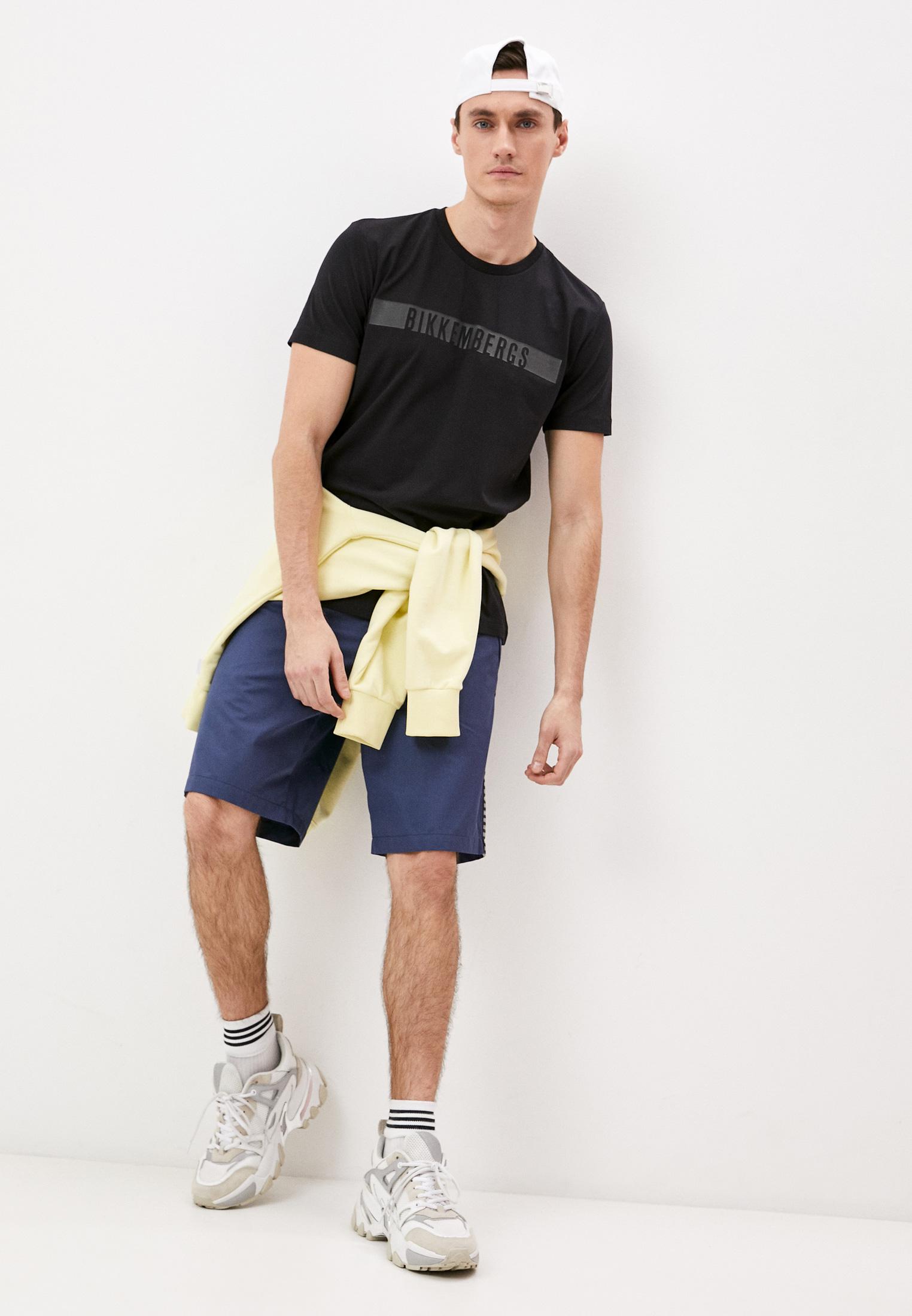 Мужские повседневные шорты Bikkembergs (Биккембергс) CO01500T9946Y33: изображение 3