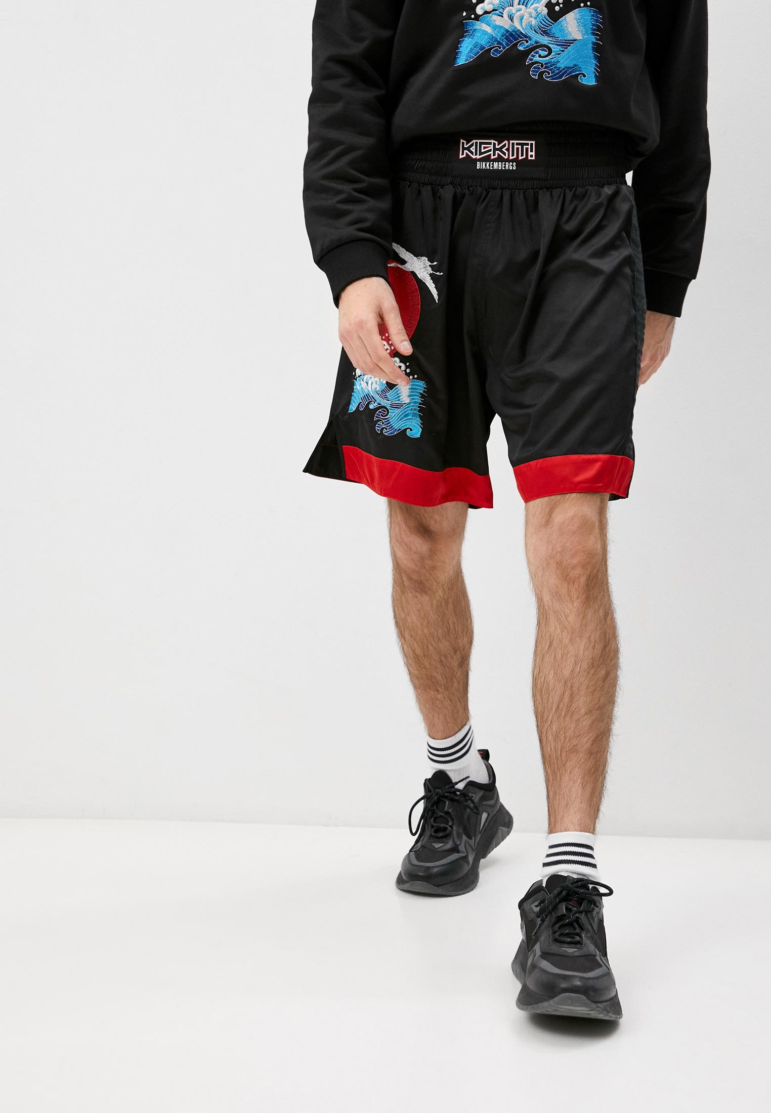 Мужские повседневные шорты Bikkembergs CO0207OT9726C74