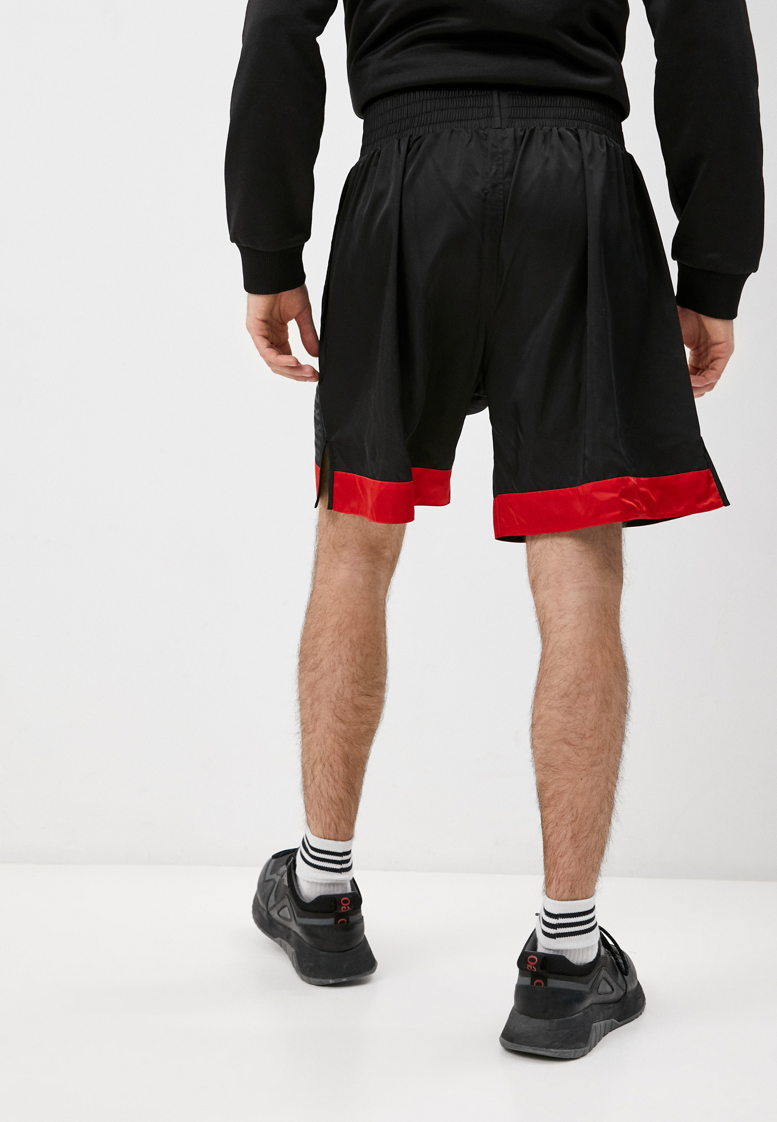 Мужские повседневные шорты Bikkembergs (Биккембергс) CO0207OT9726C74: изображение 4