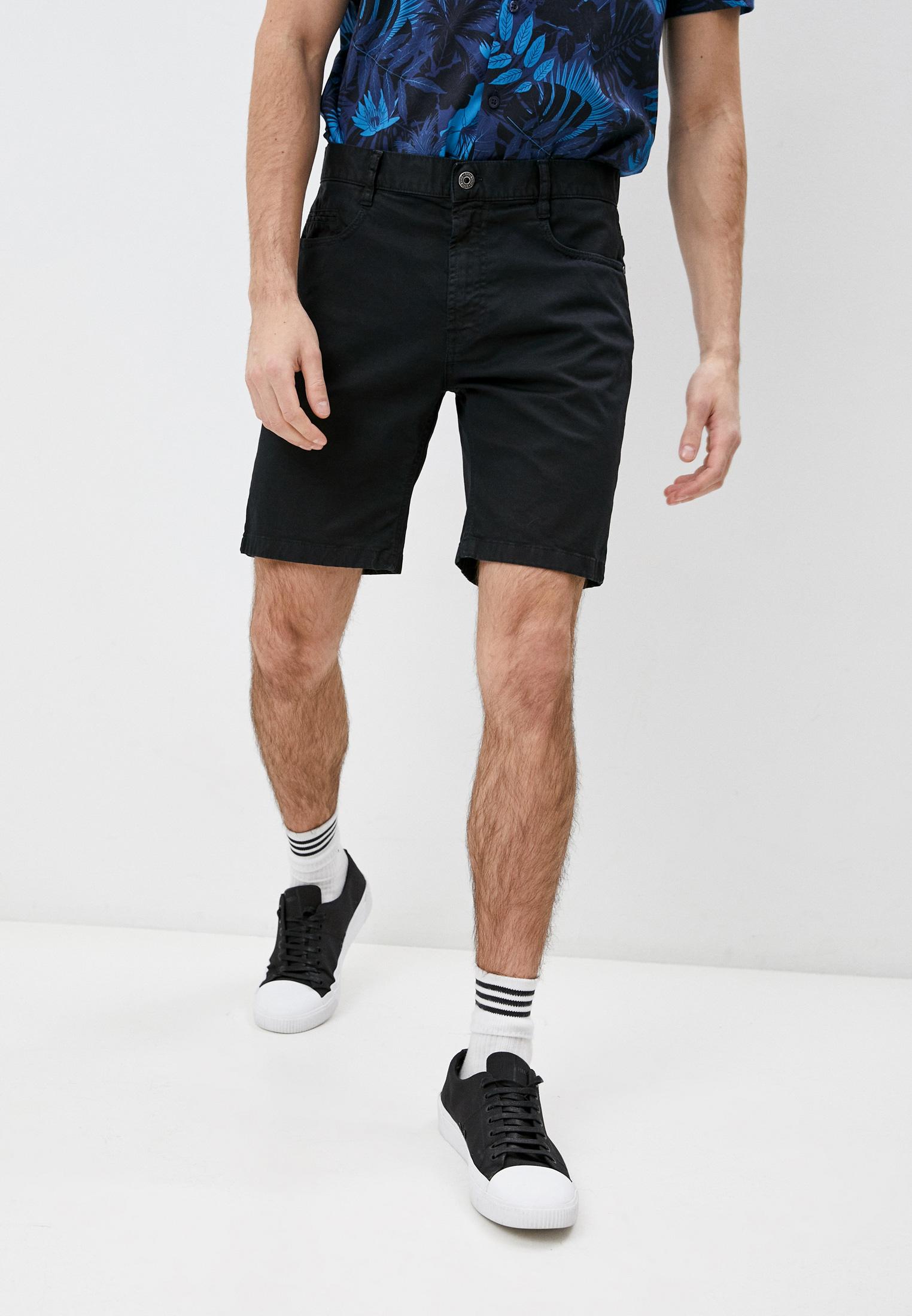 Мужские джинсовые шорты Bikkembergs (Биккембергс) CO10273S3279Y91: изображение 1