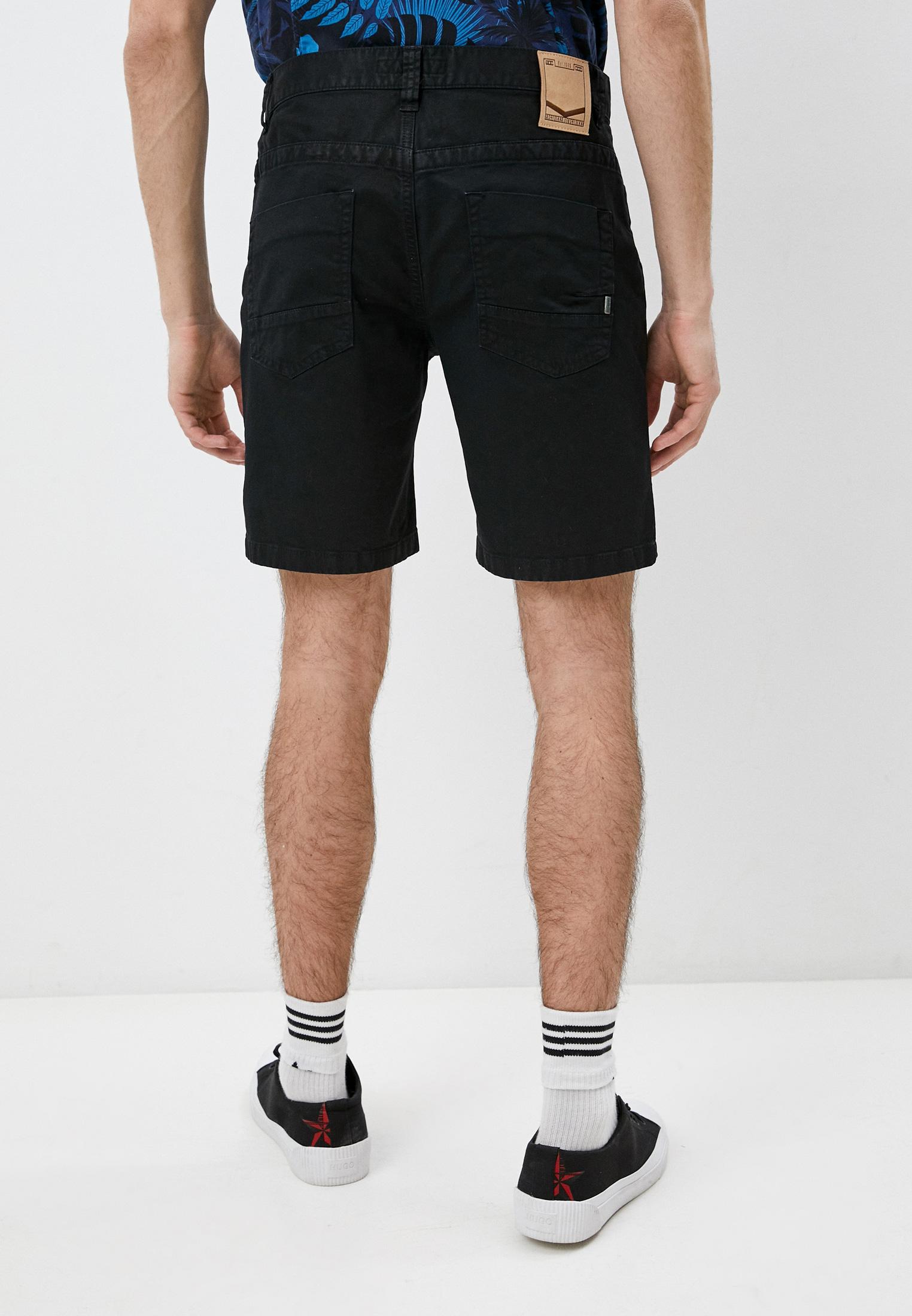 Мужские джинсовые шорты Bikkembergs (Биккембергс) CO10273S3279Y91: изображение 4