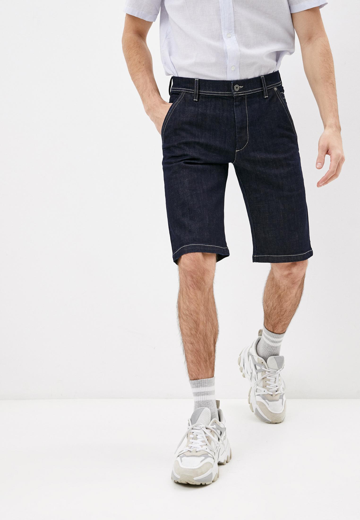 Мужские джинсовые шорты Bikkembergs (Биккембергс) CO20100S3182003B