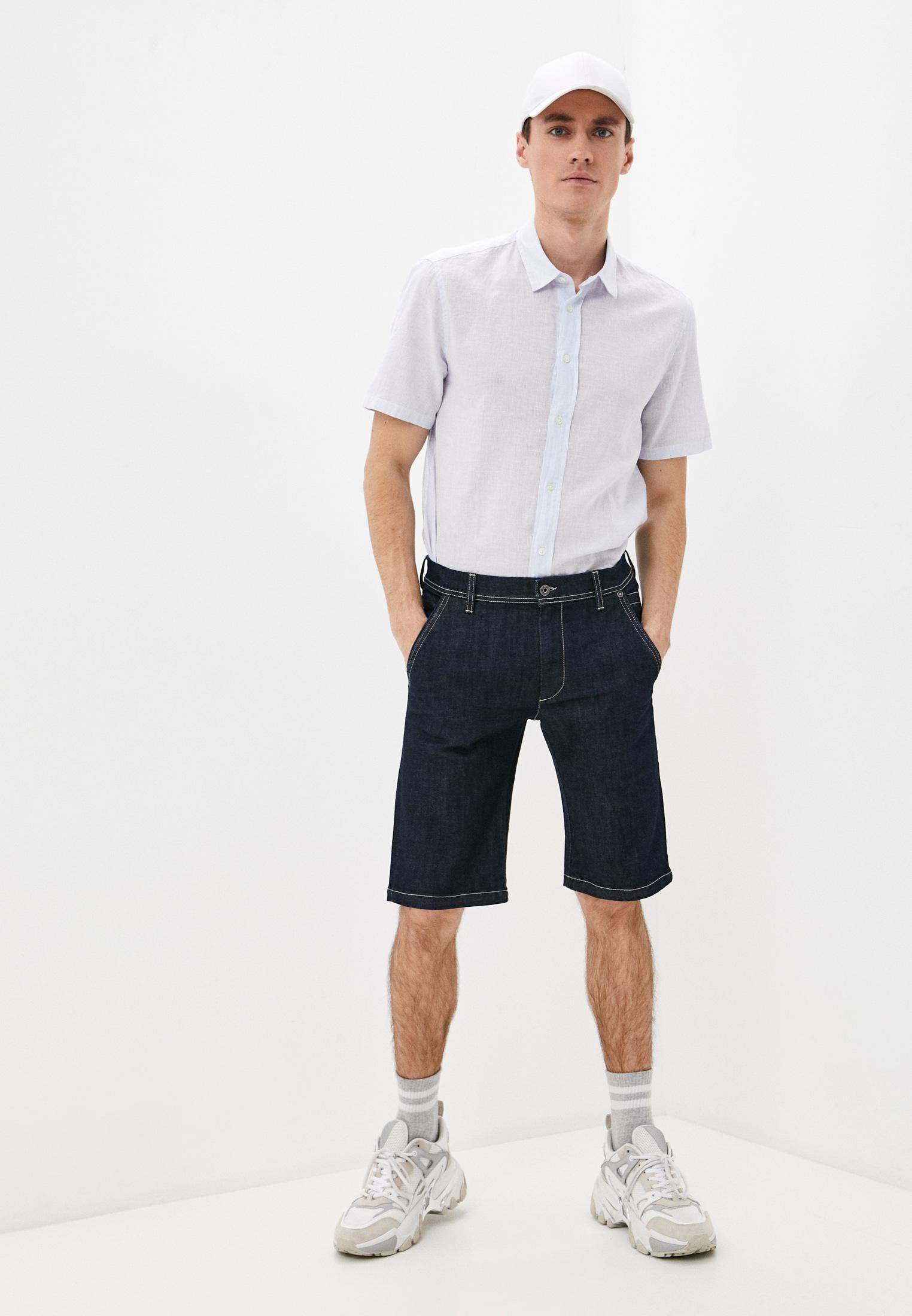 Мужские джинсовые шорты Bikkembergs (Биккембергс) CO20100S3182003B: изображение 3