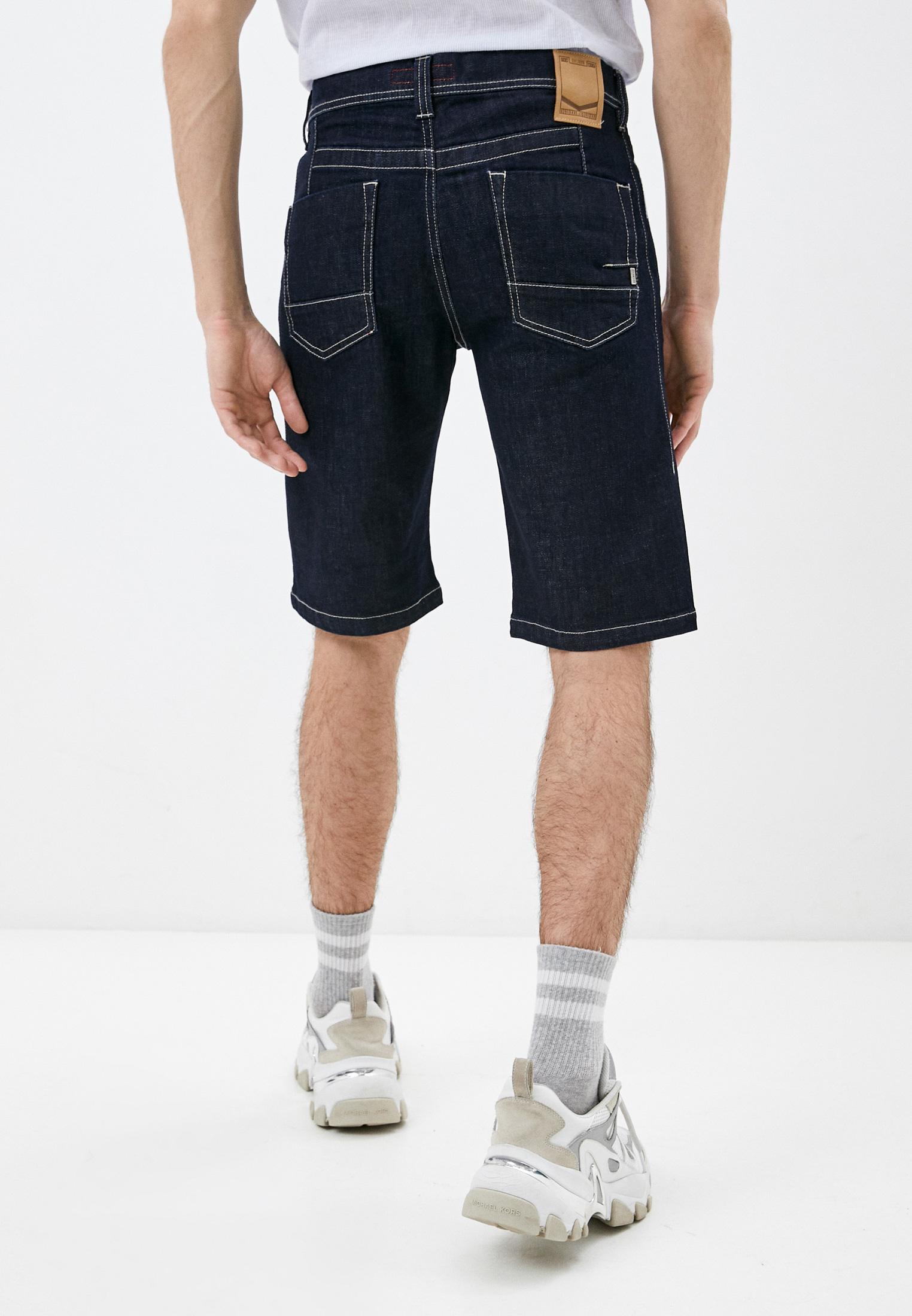 Мужские джинсовые шорты Bikkembergs (Биккембергс) CO20100S3182003B: изображение 4