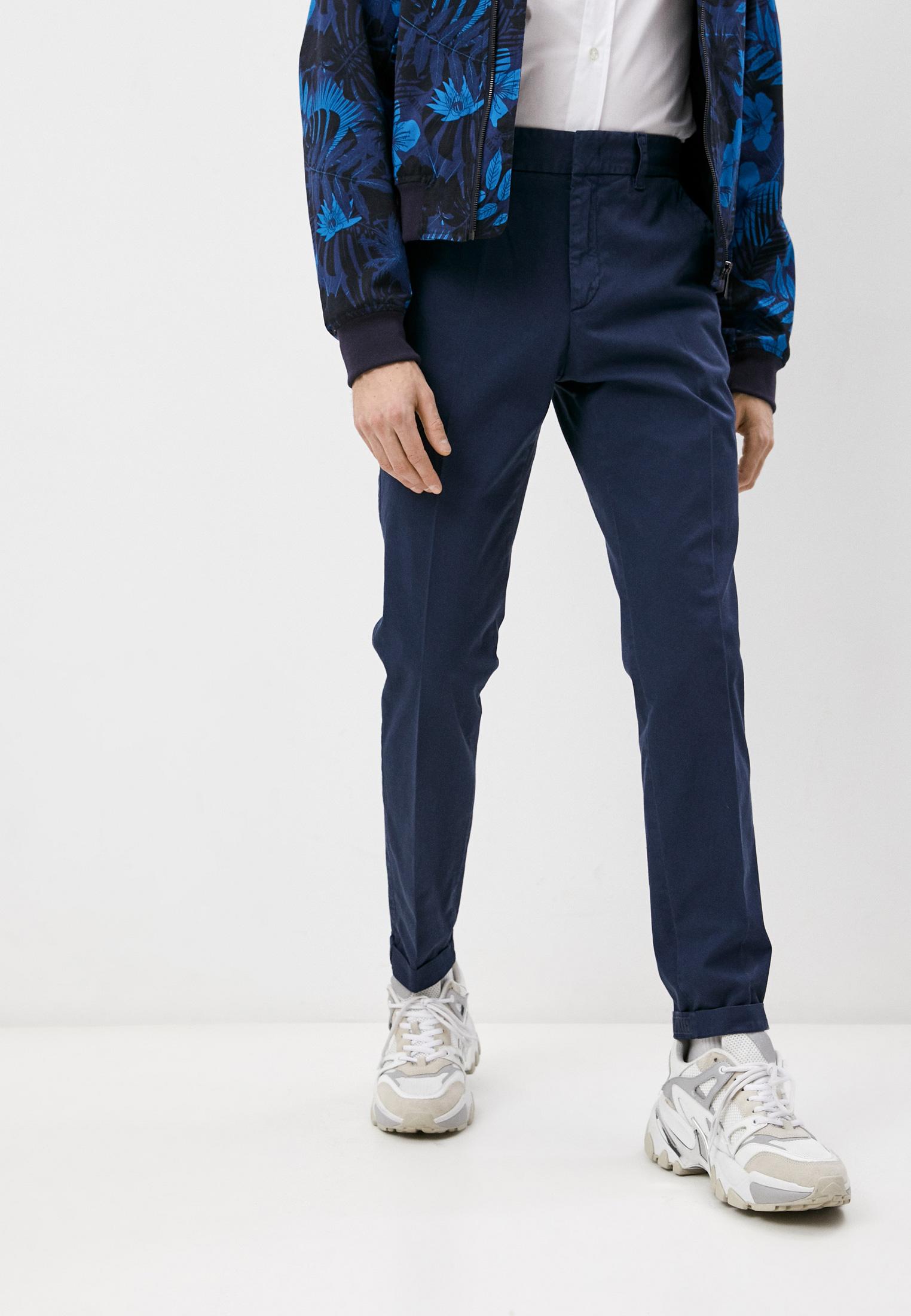 Мужские повседневные брюки Bikkembergs (Биккембергс) CP05100S3390Y91