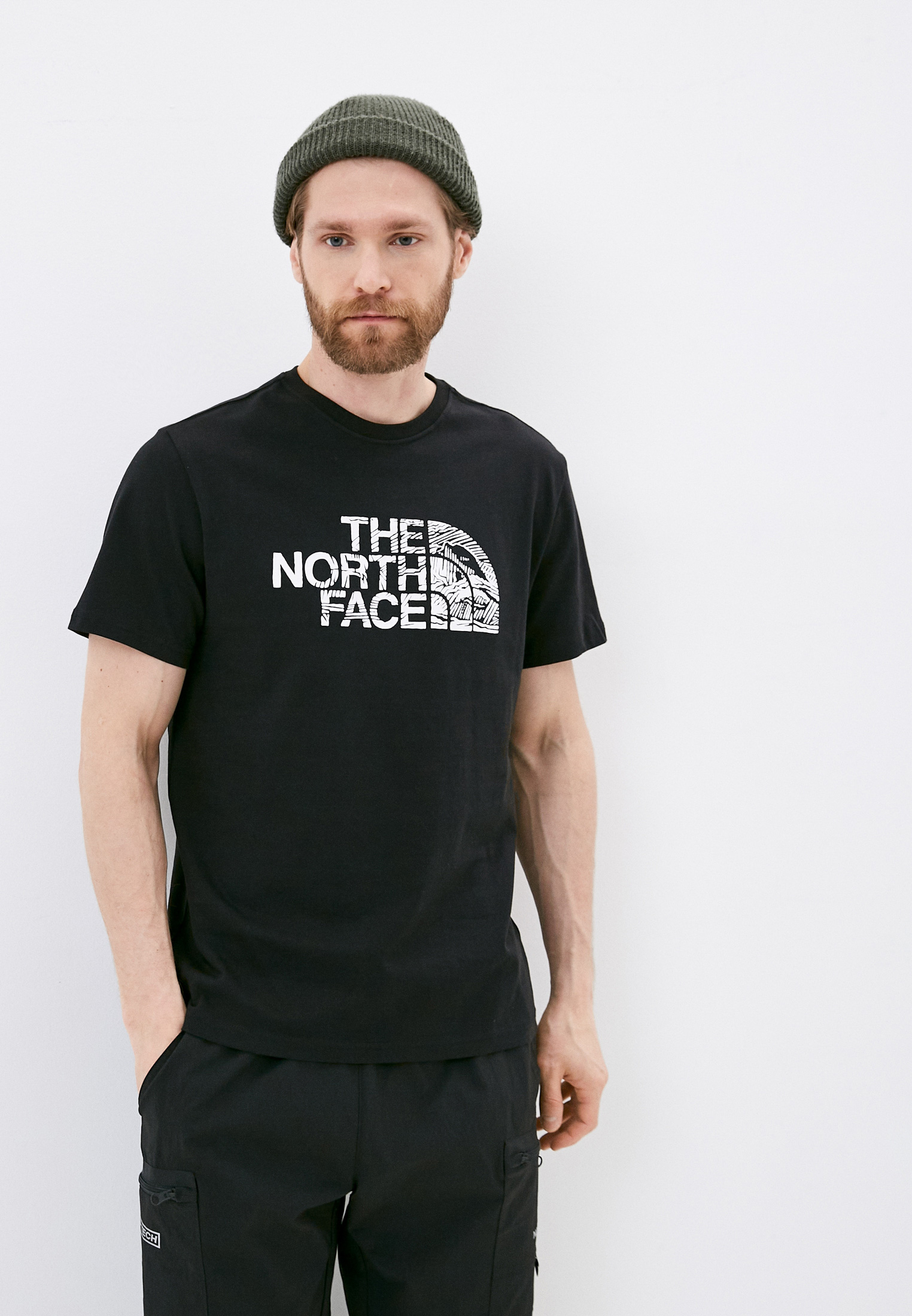 Футболка The North Face (Зе Норт Фейс) T0A3G1