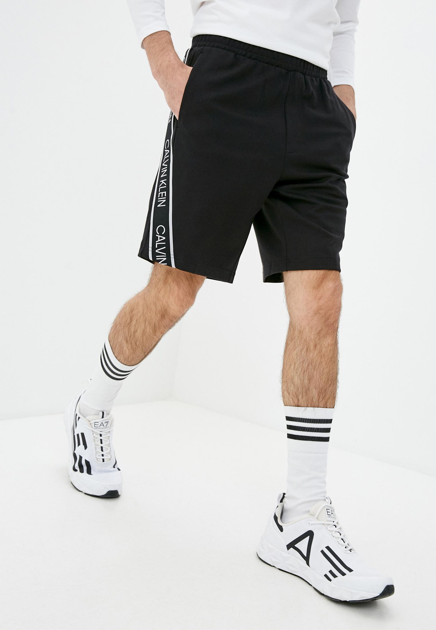 Мужские спортивные шорты Calvin Klein Performance 00GMS1S828