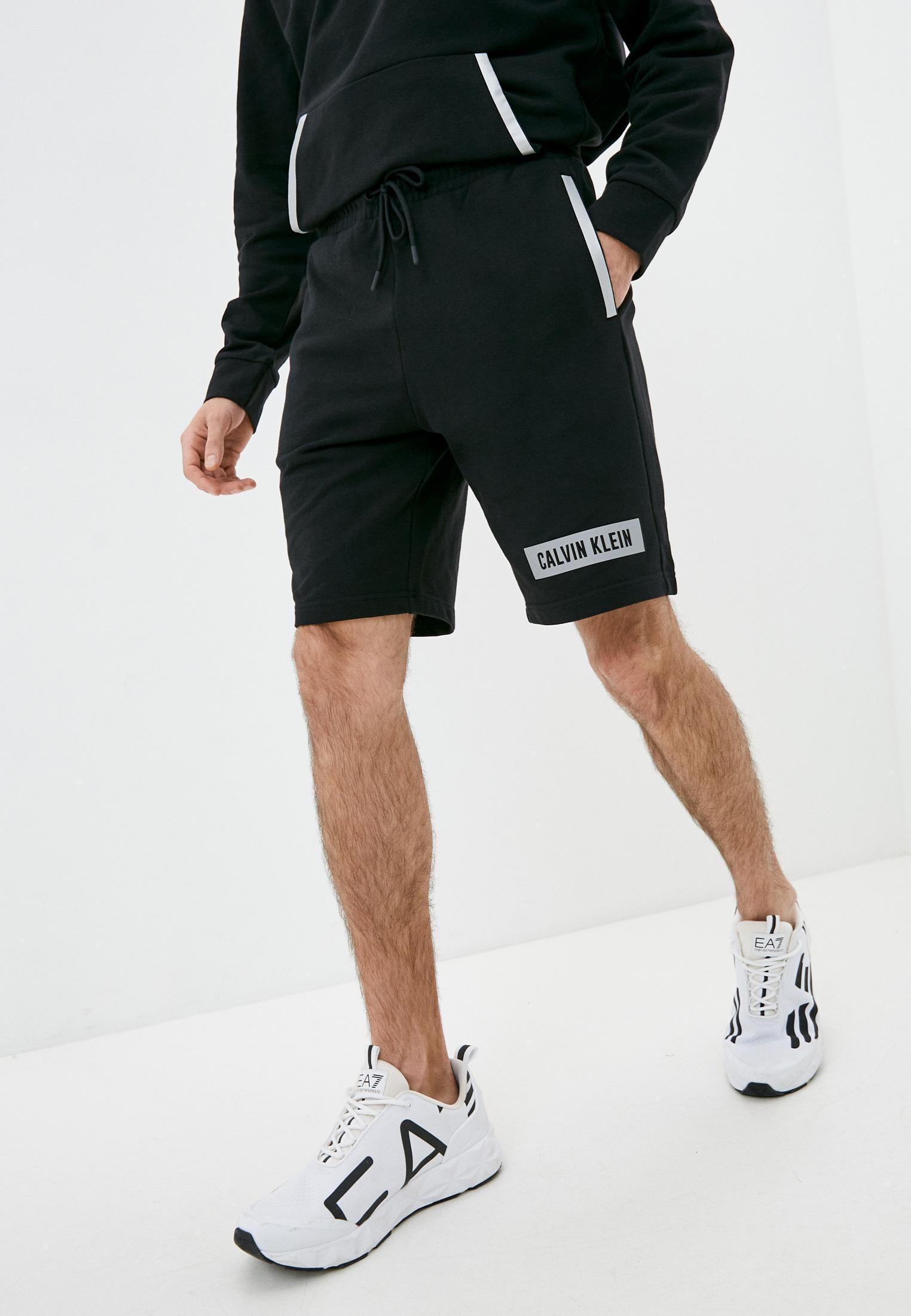 Мужские спортивные шорты Calvin Klein Performance 00GMS1S856