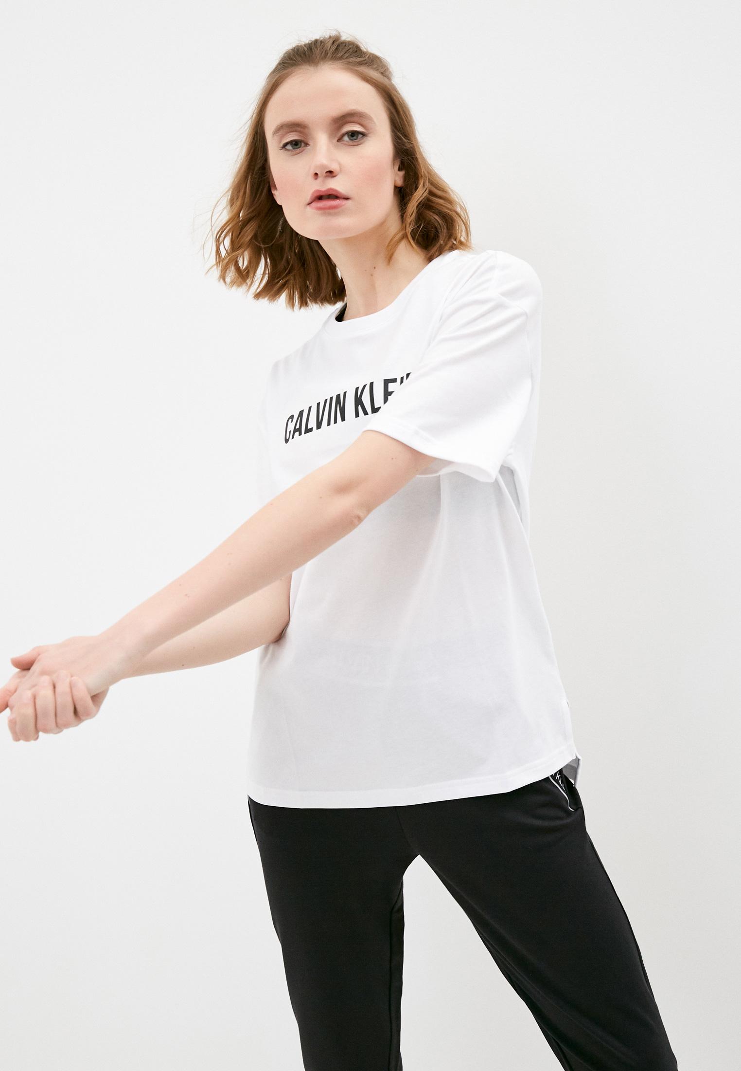 Футболка с коротким рукавом Calvin Klein Performance 00GWS1K109