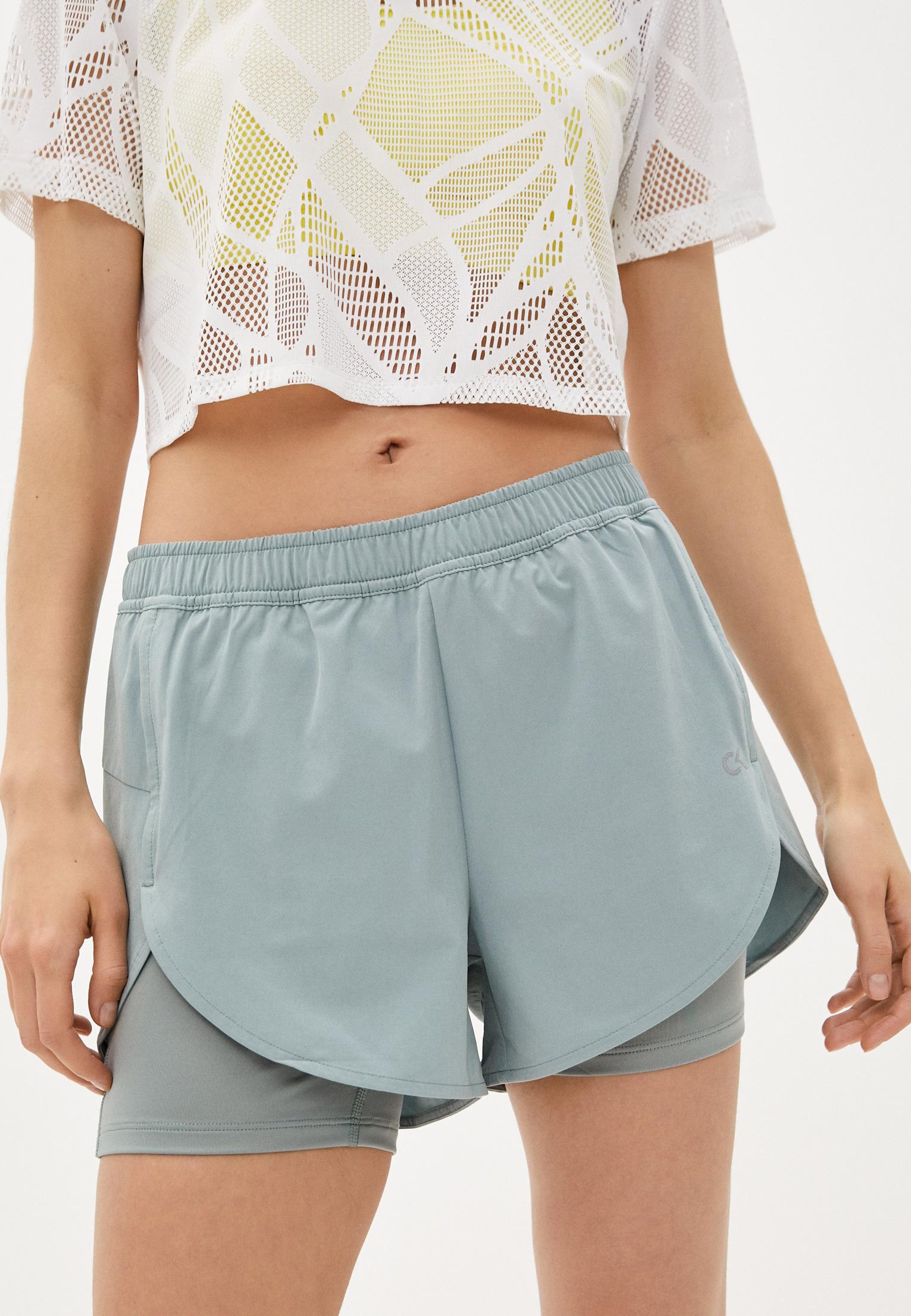 Женские шорты Calvin Klein Performance 00GWS1S802