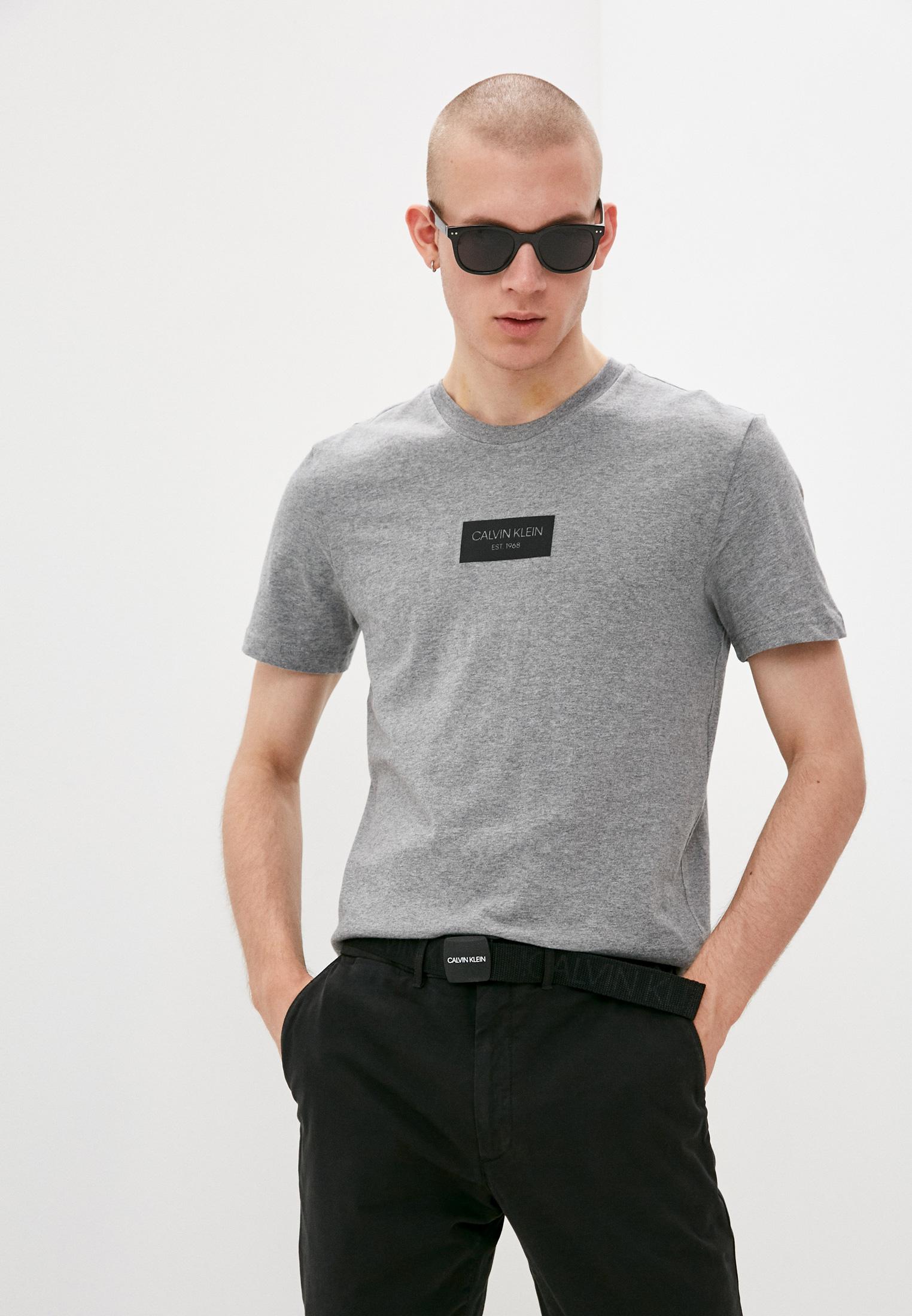 Мужская футболка Calvin Klein (Кельвин Кляйн) K10K106484