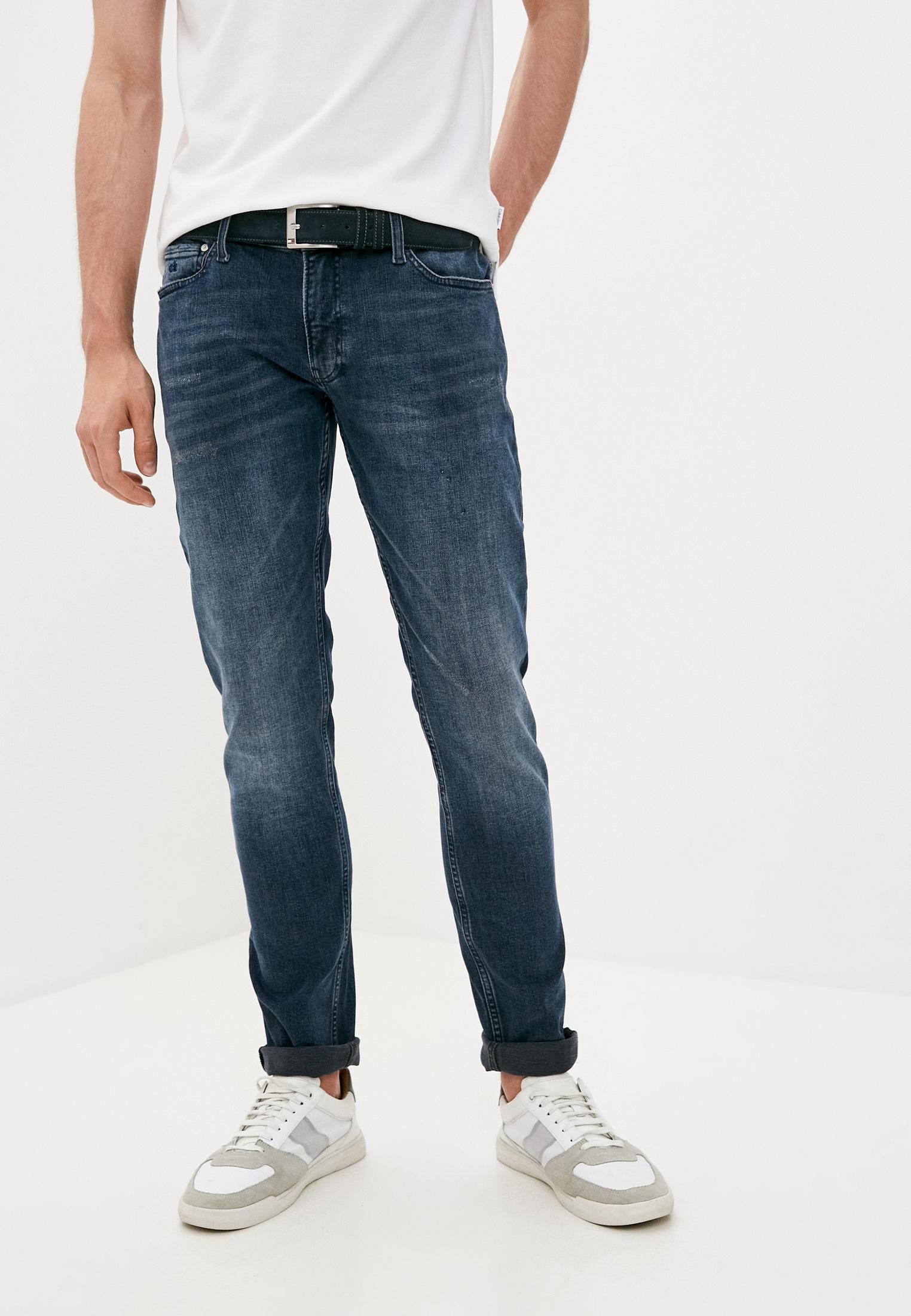 Мужские зауженные джинсы Calvin Klein (Кельвин Кляйн) K10K106561
