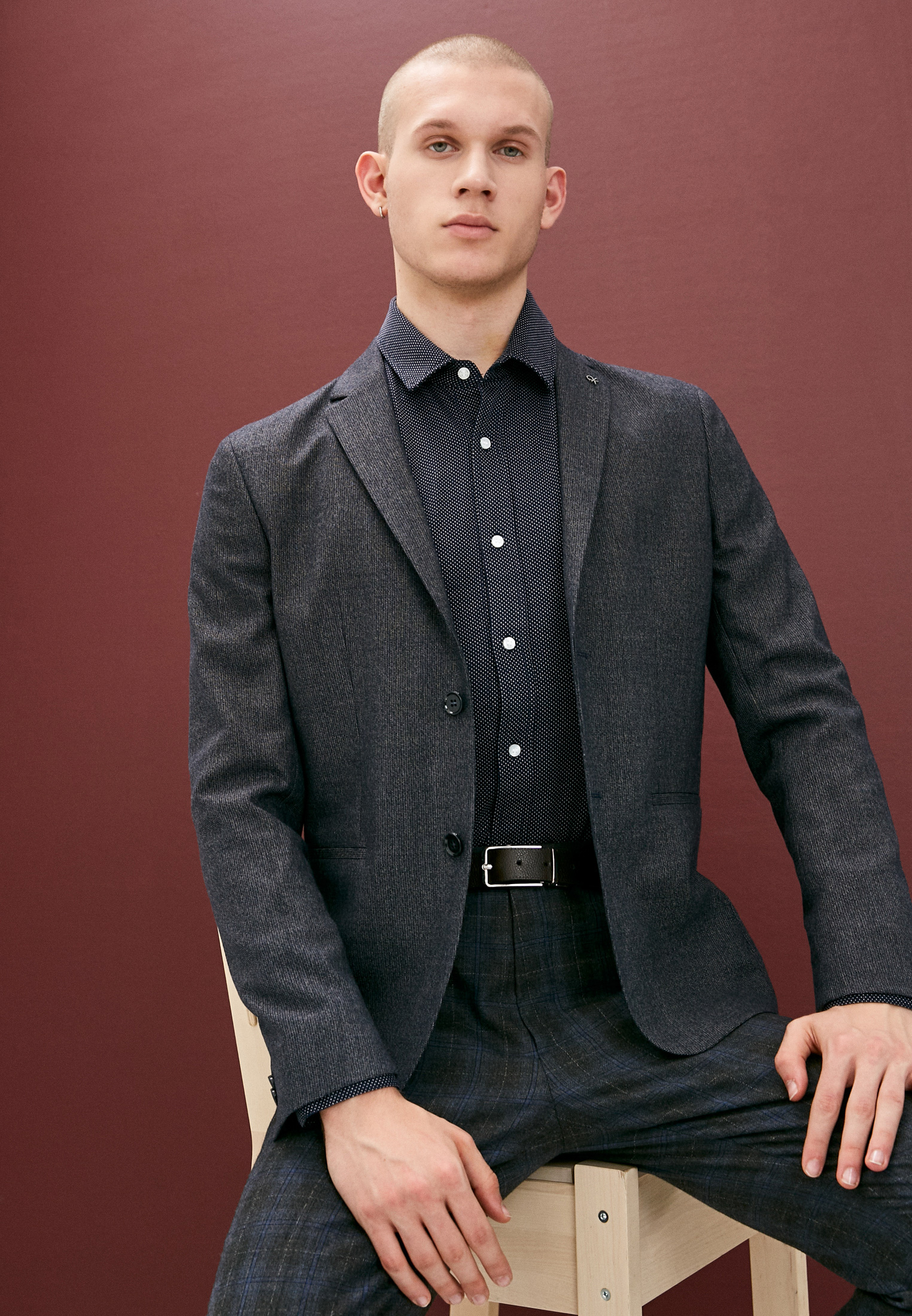 Пиджак Calvin Klein (Кельвин Кляйн) K10K106614: изображение 2