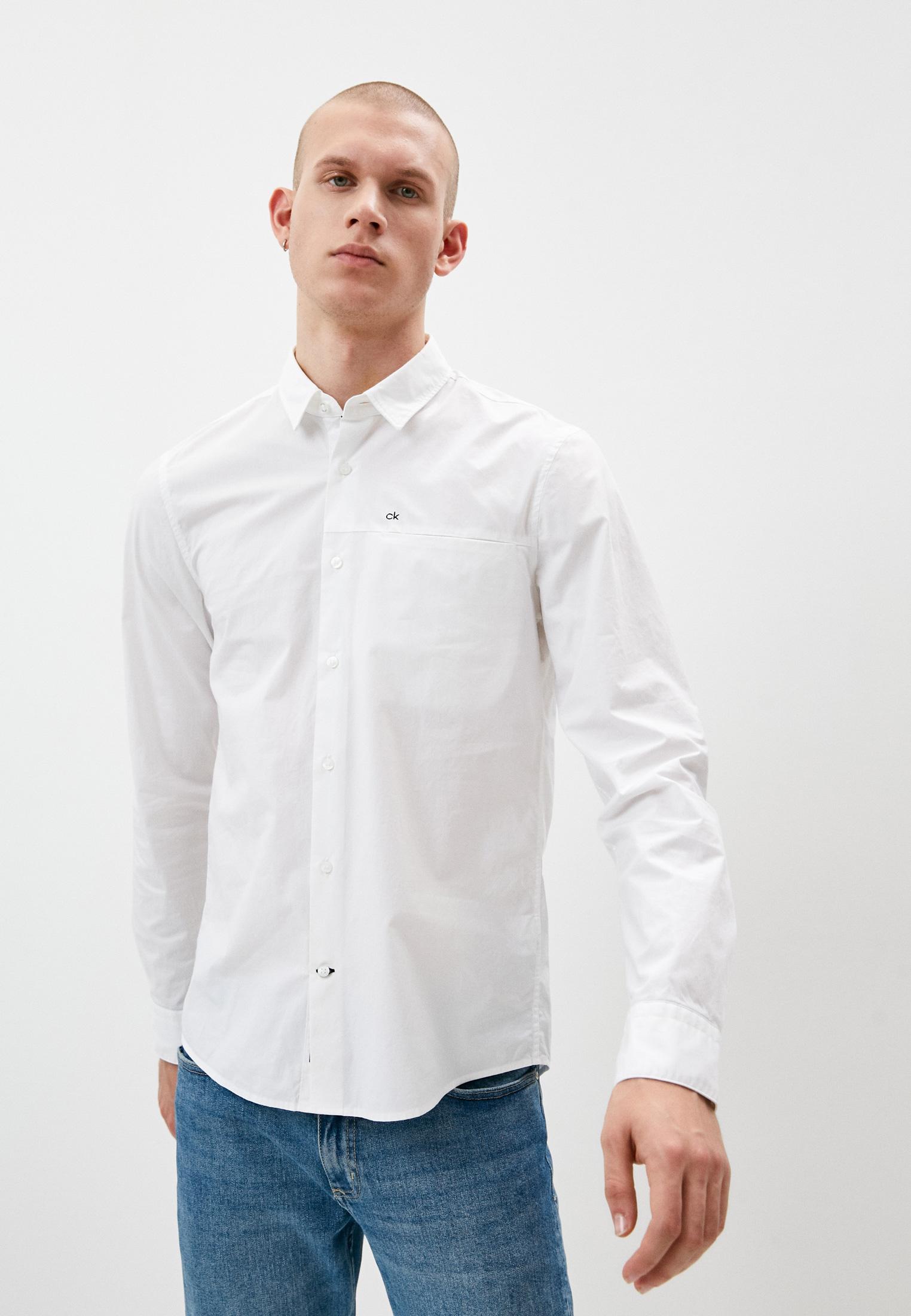 Рубашка с длинным рукавом Calvin Klein (Кельвин Кляйн) K10K107021