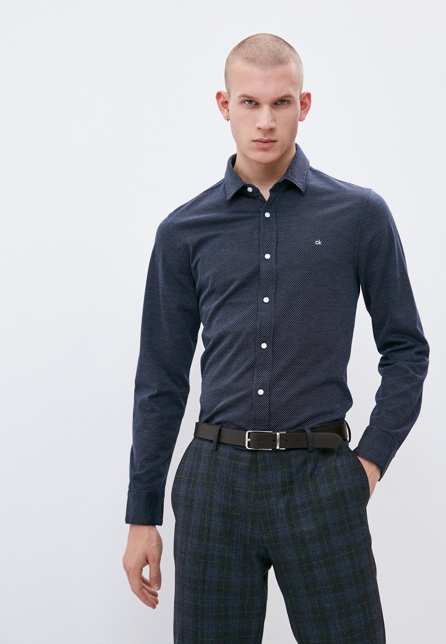 Рубашка с длинным рукавом Calvin Klein (Кельвин Кляйн) K10K107115