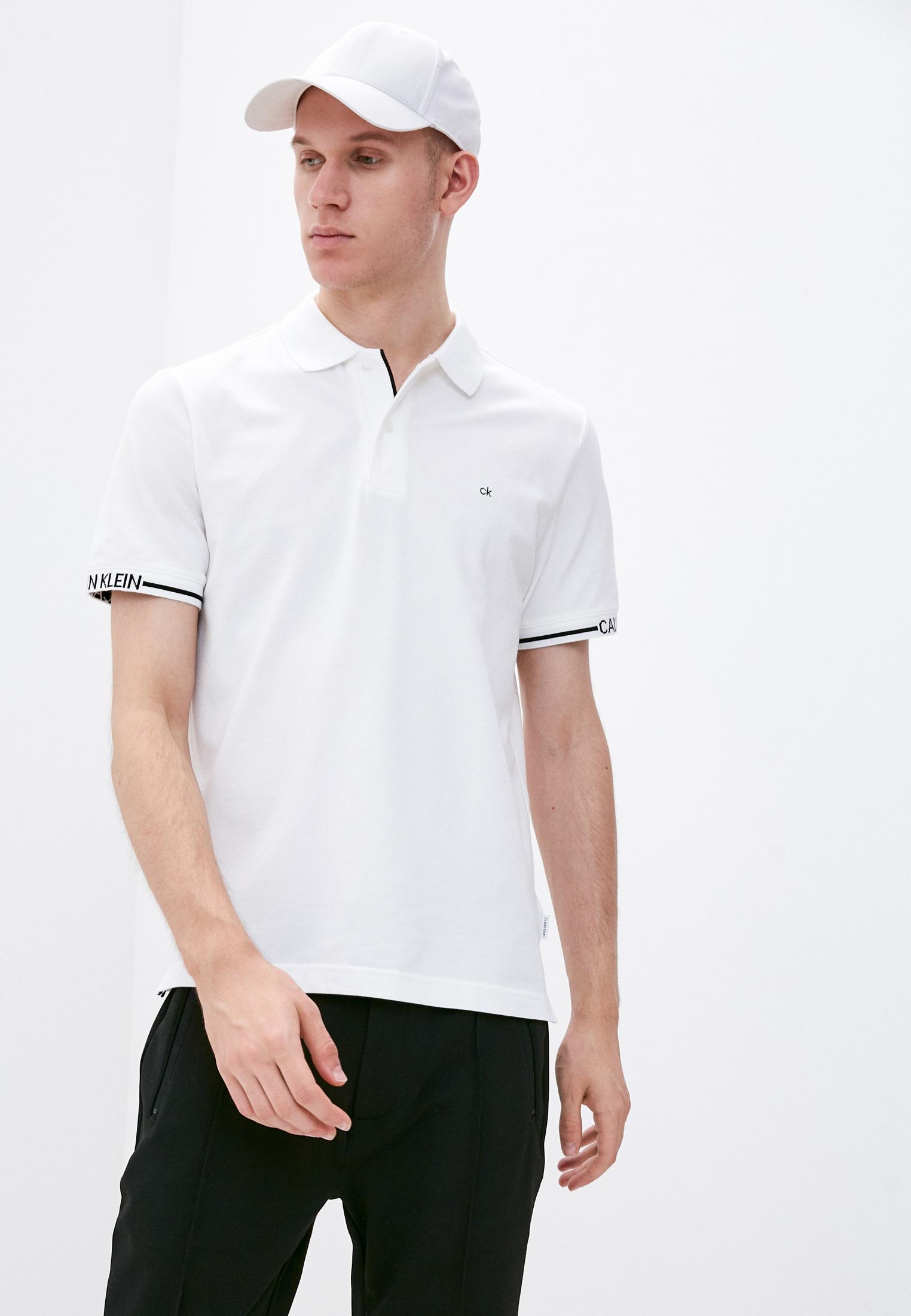 Мужские поло Calvin Klein (Кельвин Кляйн) K10K107148