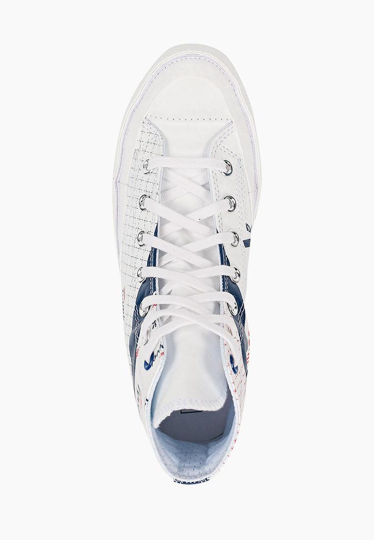 Мужские кеды Converse (Конверс) 170061: изображение 4