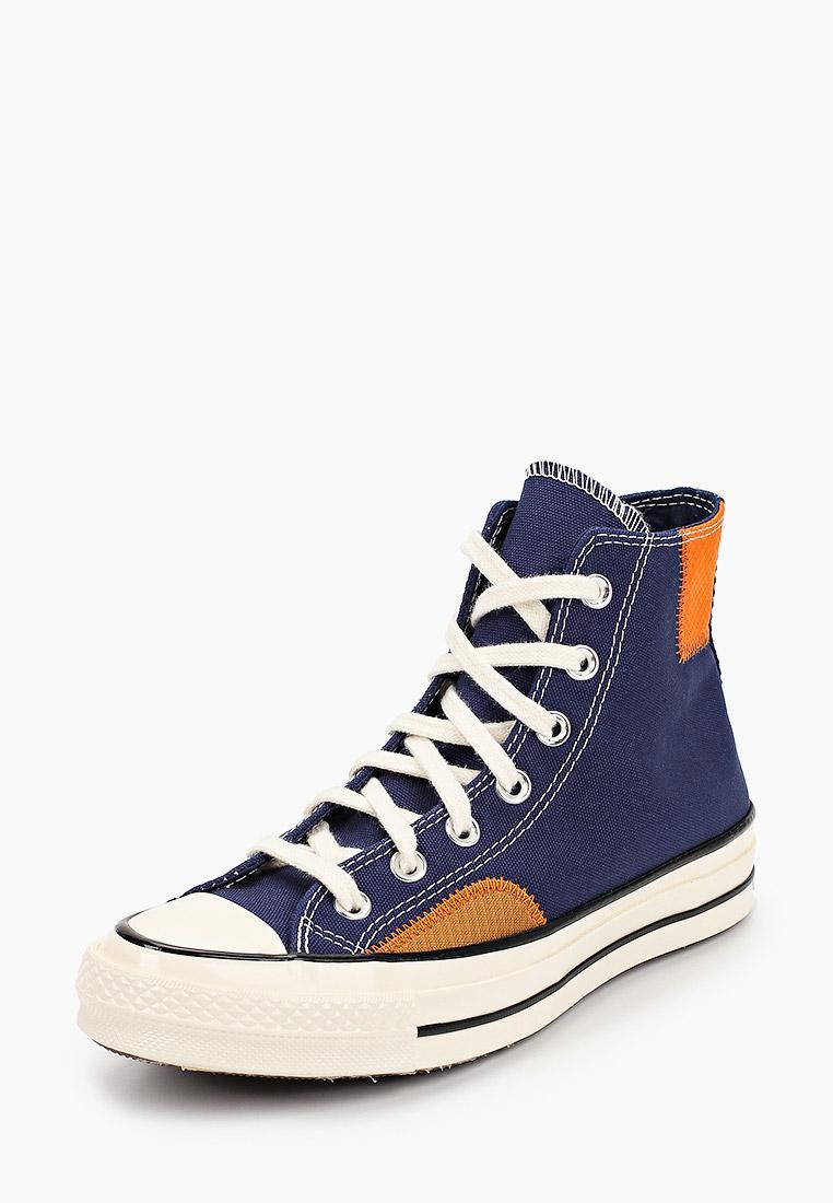 Мужские кеды Converse (Конверс) 170127: изображение 2