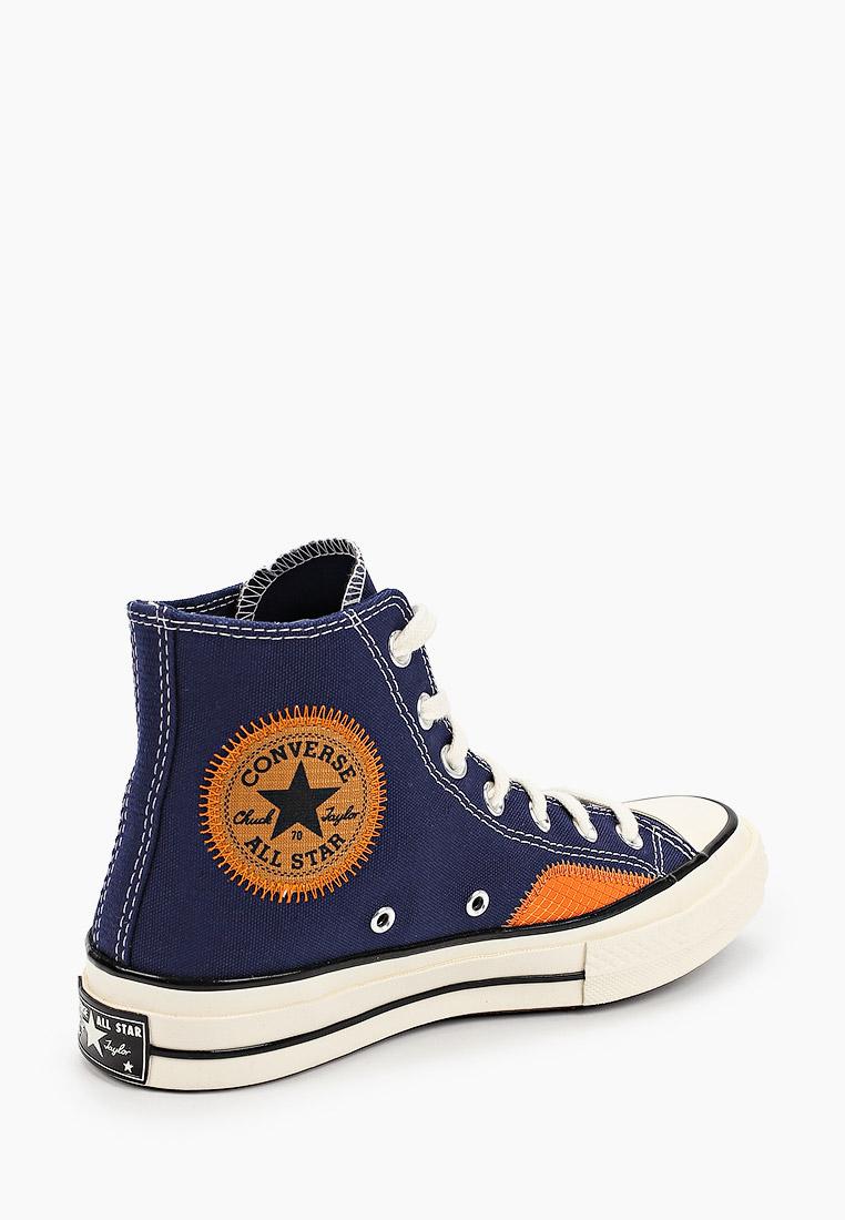 Мужские кеды Converse (Конверс) 170127: изображение 3