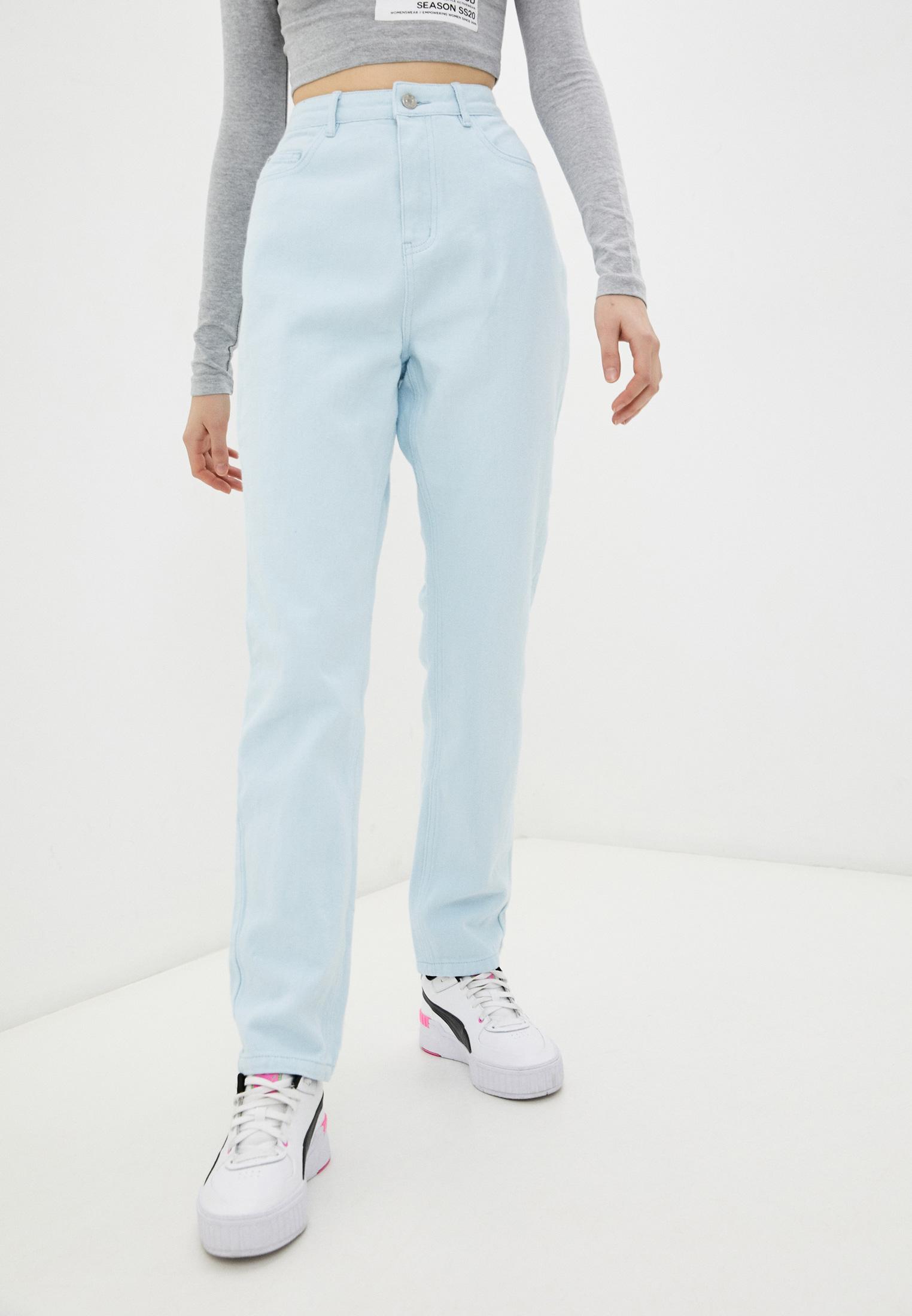 Прямые джинсы MISSGUIDED Джинсы Missguided