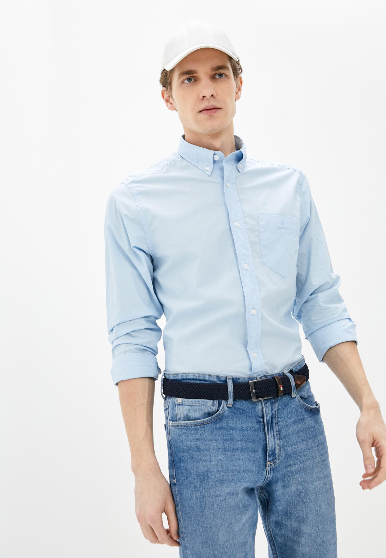 Рубашка с длинным рукавом Gant (Гант) 3032830: изображение 1
