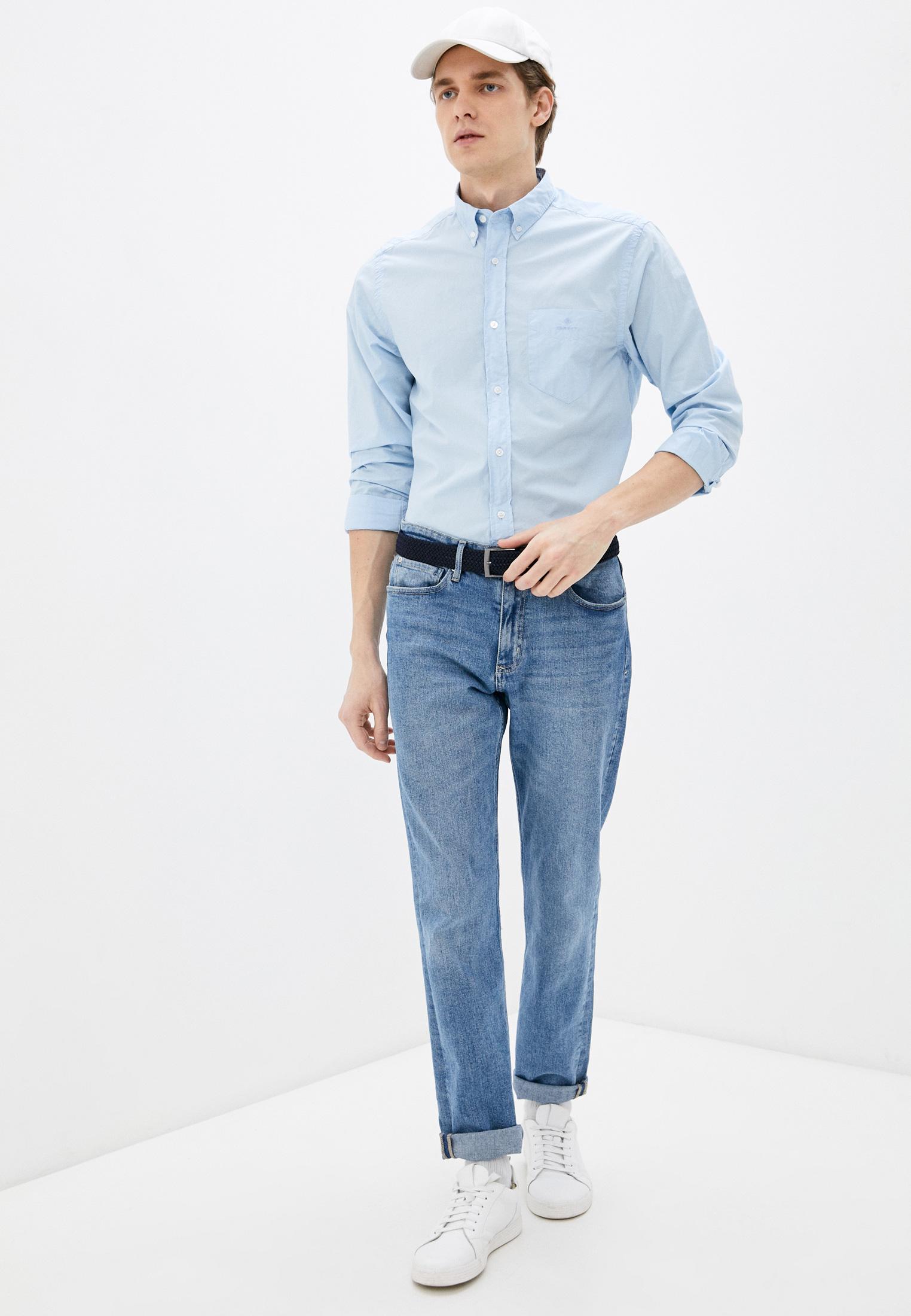 Рубашка с длинным рукавом Gant (Гант) 3032830: изображение 2