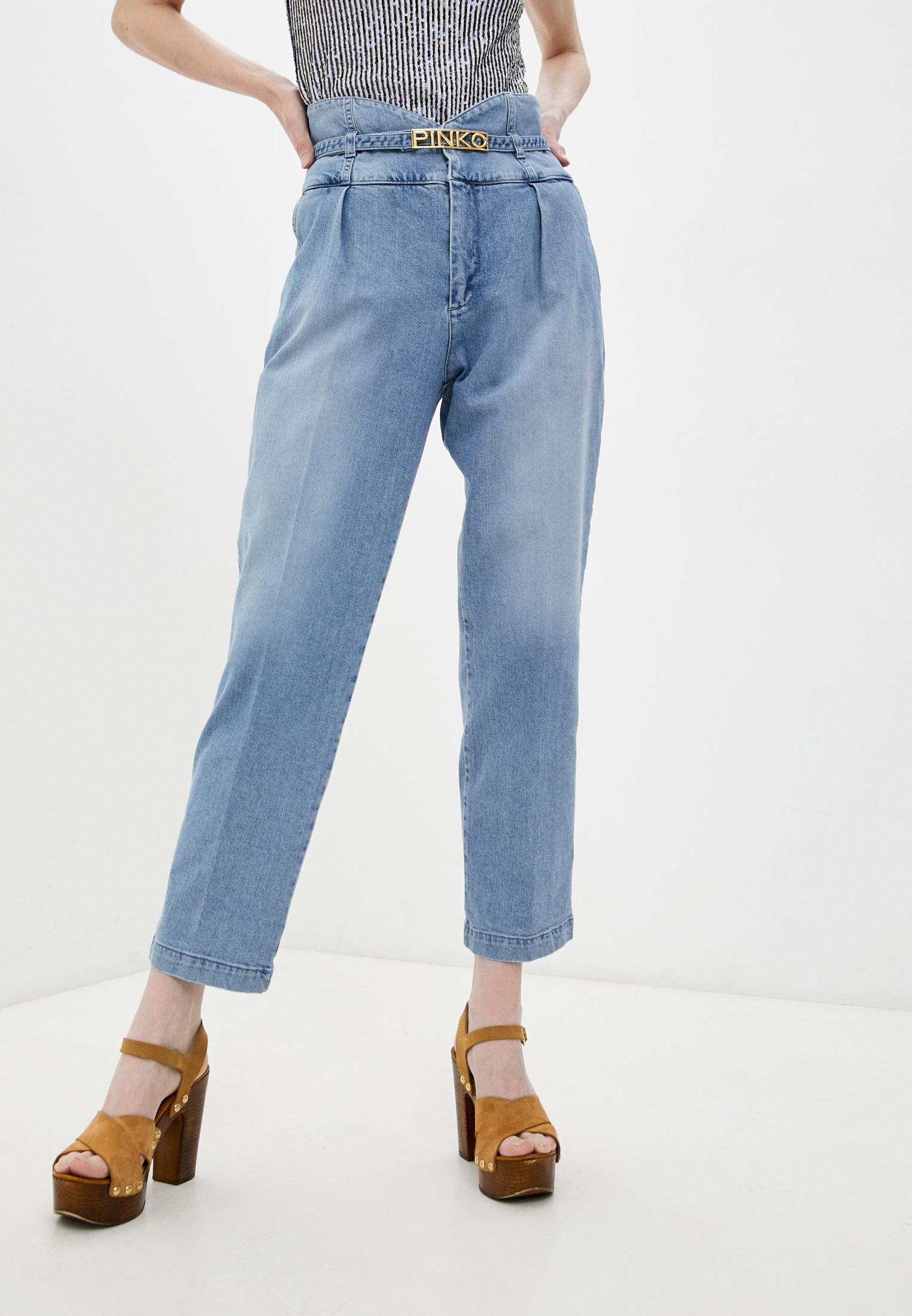 Прямые джинсы Pinko (Пинко) 1J10LSY64Q